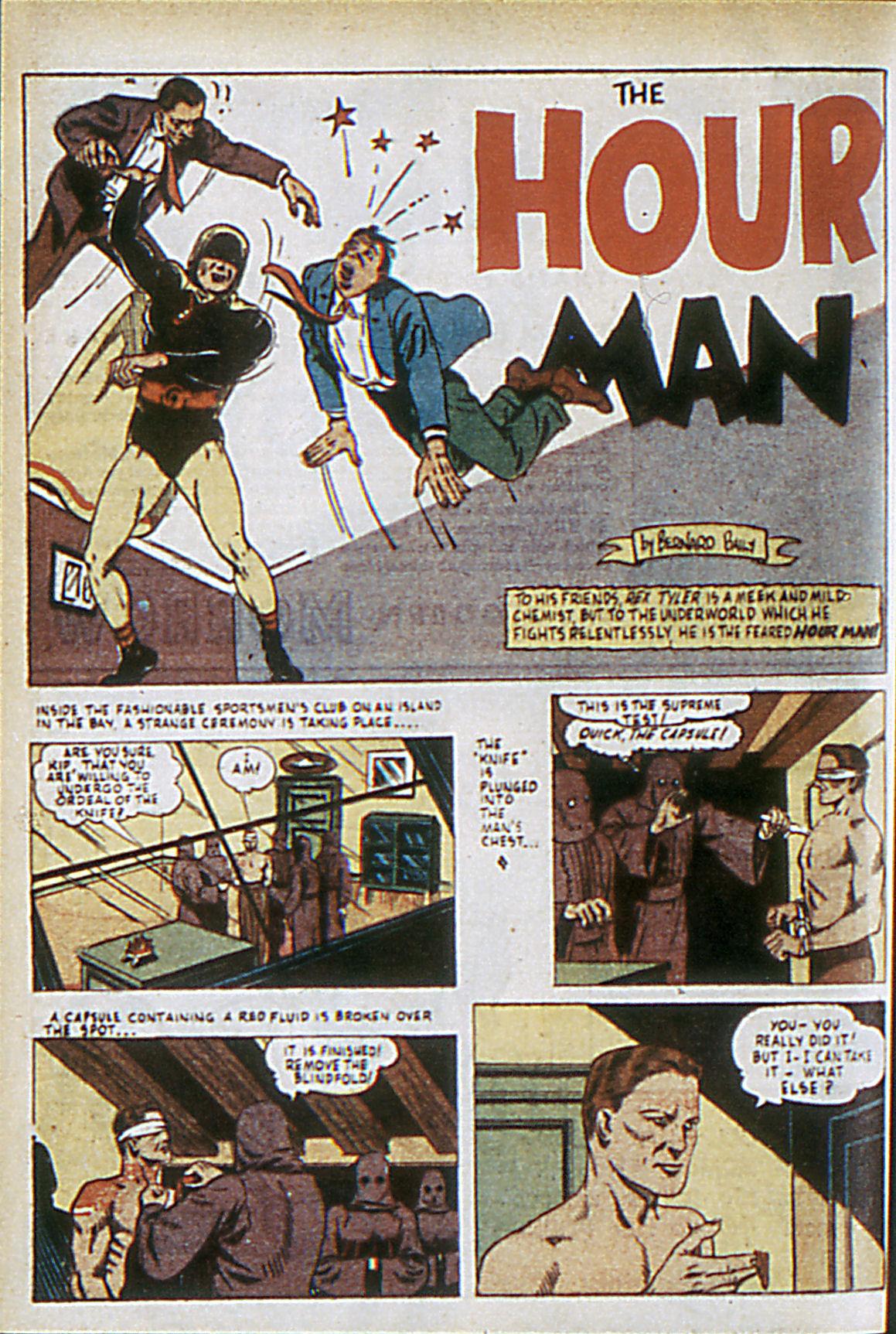 Read online Adventure Comics (1938) comic -  Issue #63 - 33