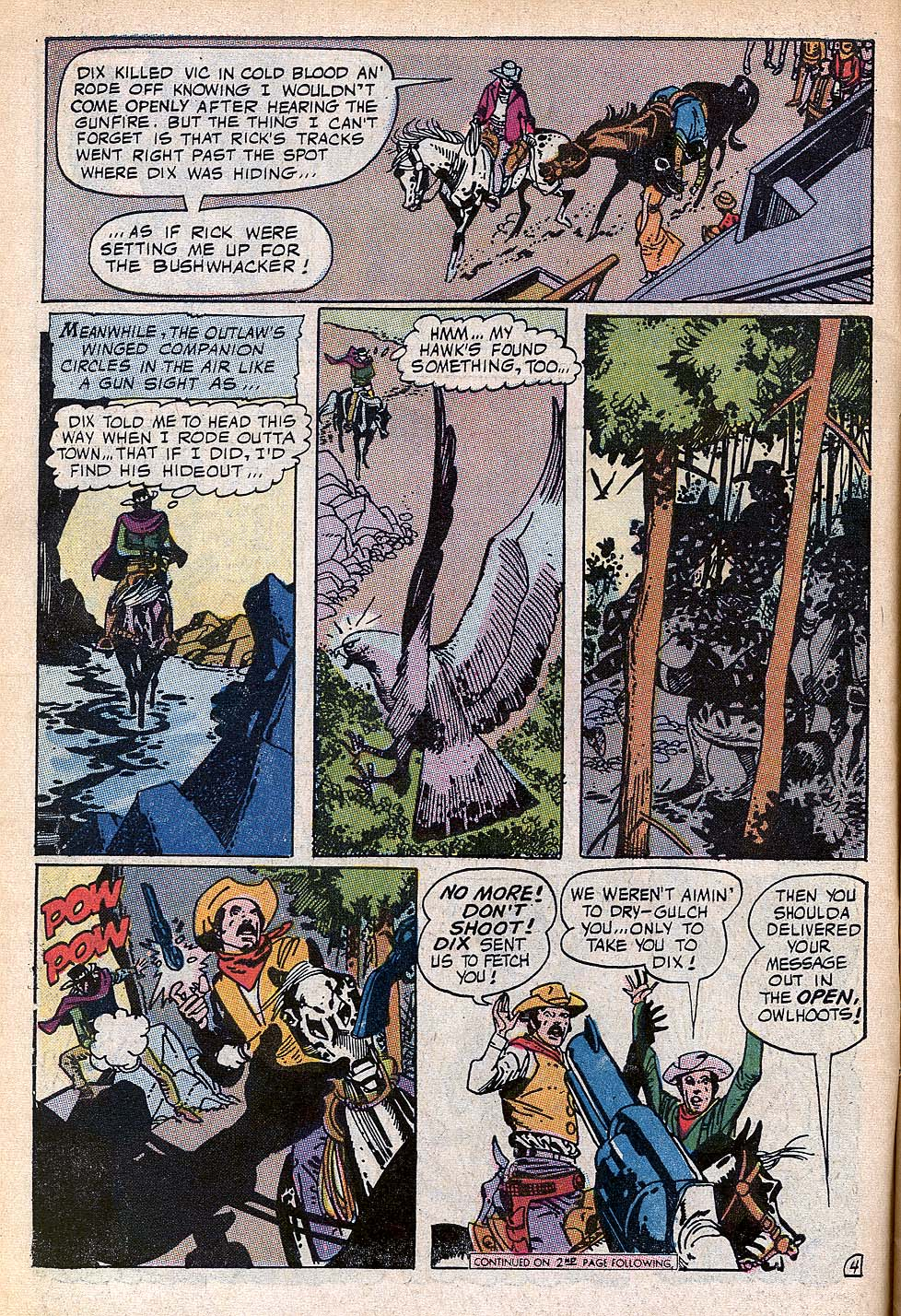 Read online All-Star Western (1970) comic -  Issue #3 - 5