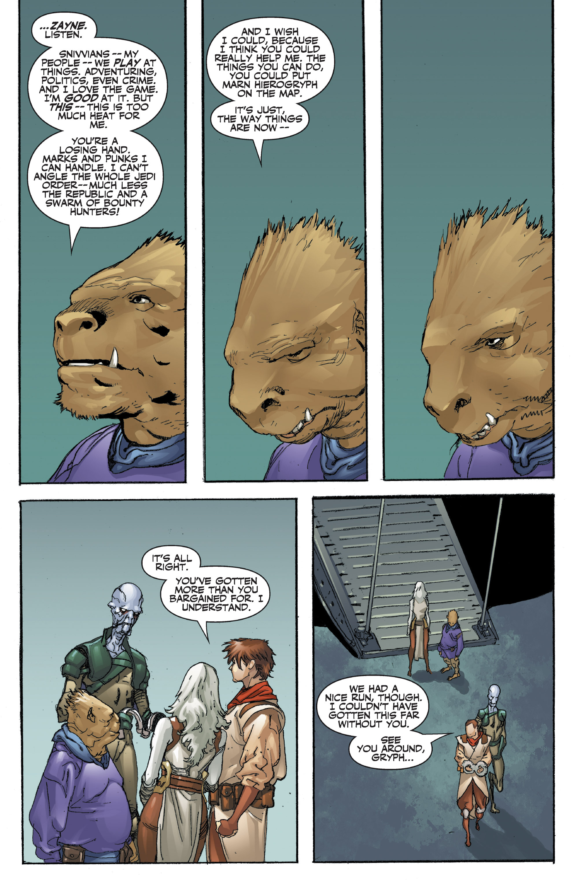 Read online Star Wars Omnibus comic -  Issue # Vol. 29 - 117
