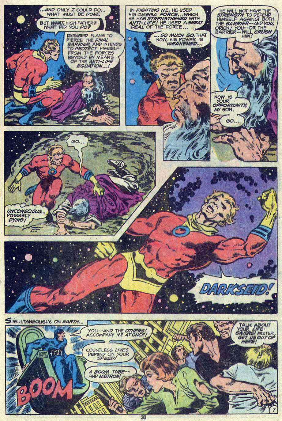 Read online Adventure Comics (1938) comic -  Issue #460 - 31