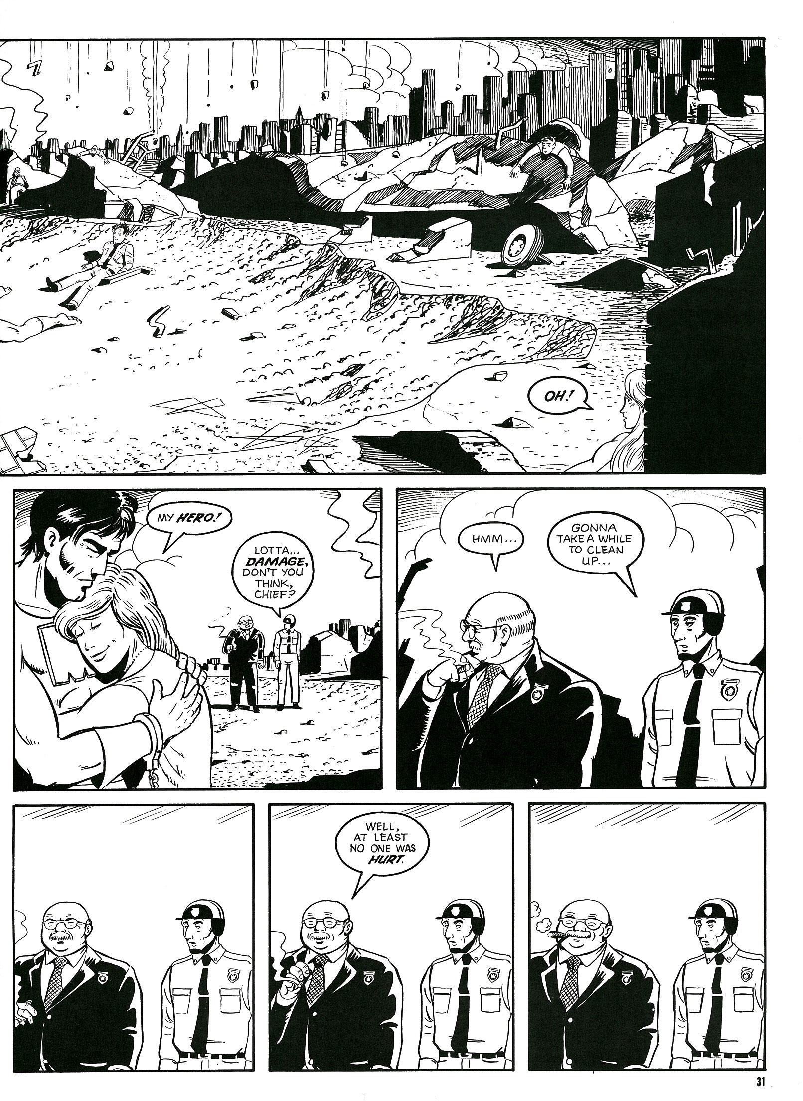 Read online Destroy!! comic -  Issue # Full - 34