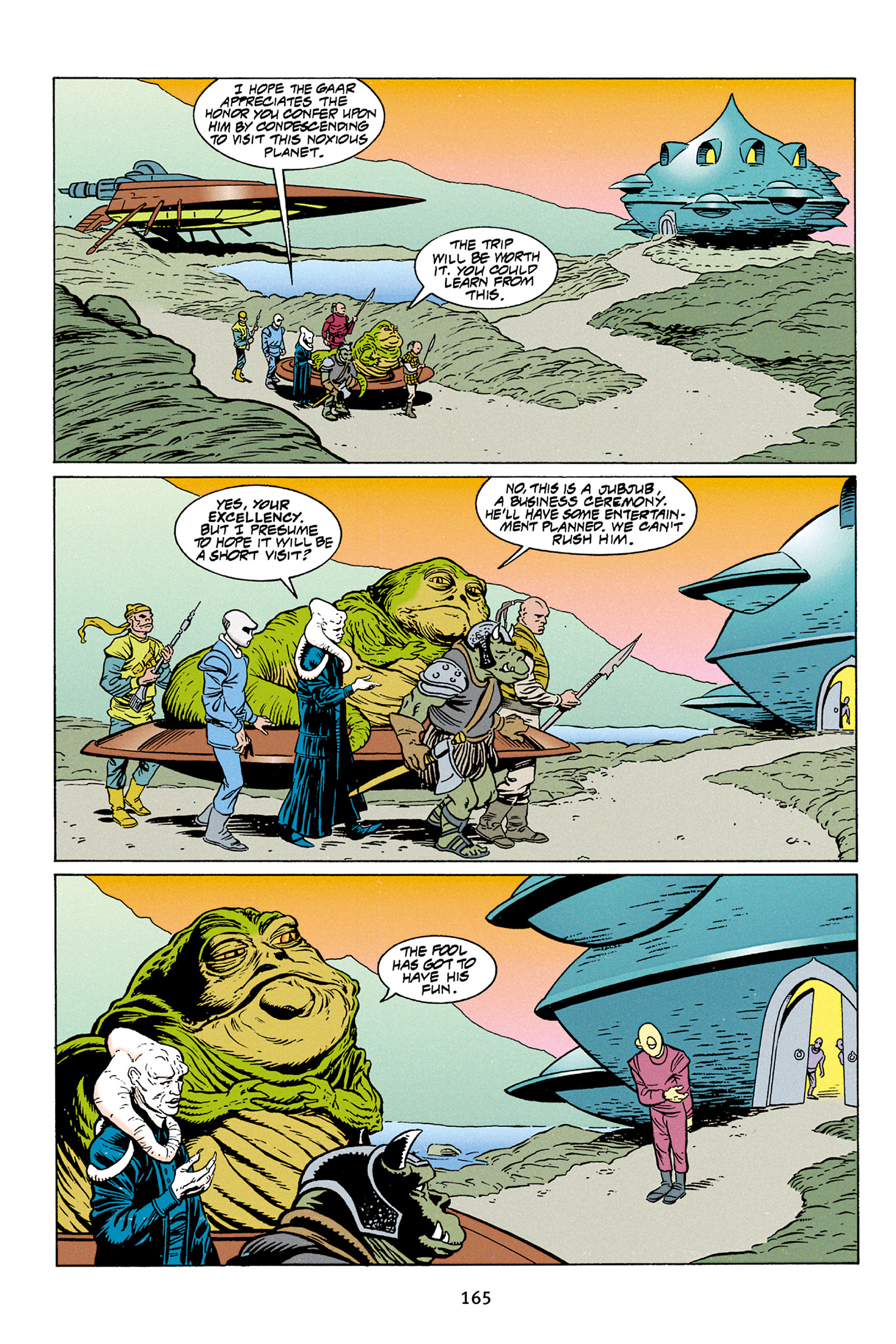 Read online Star Wars Omnibus comic -  Issue # Vol. 30 - 162