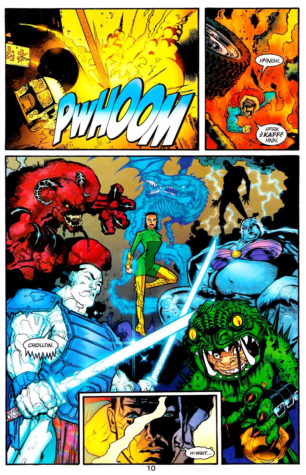 Action Comics (1938) 775 Page 9
