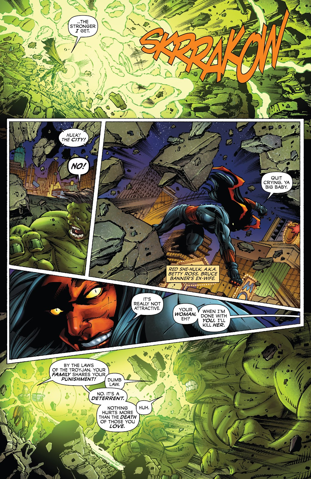 Read online Incredible Hulks (2010) comic -  Issue # _TPB Heart of the Monster - 61