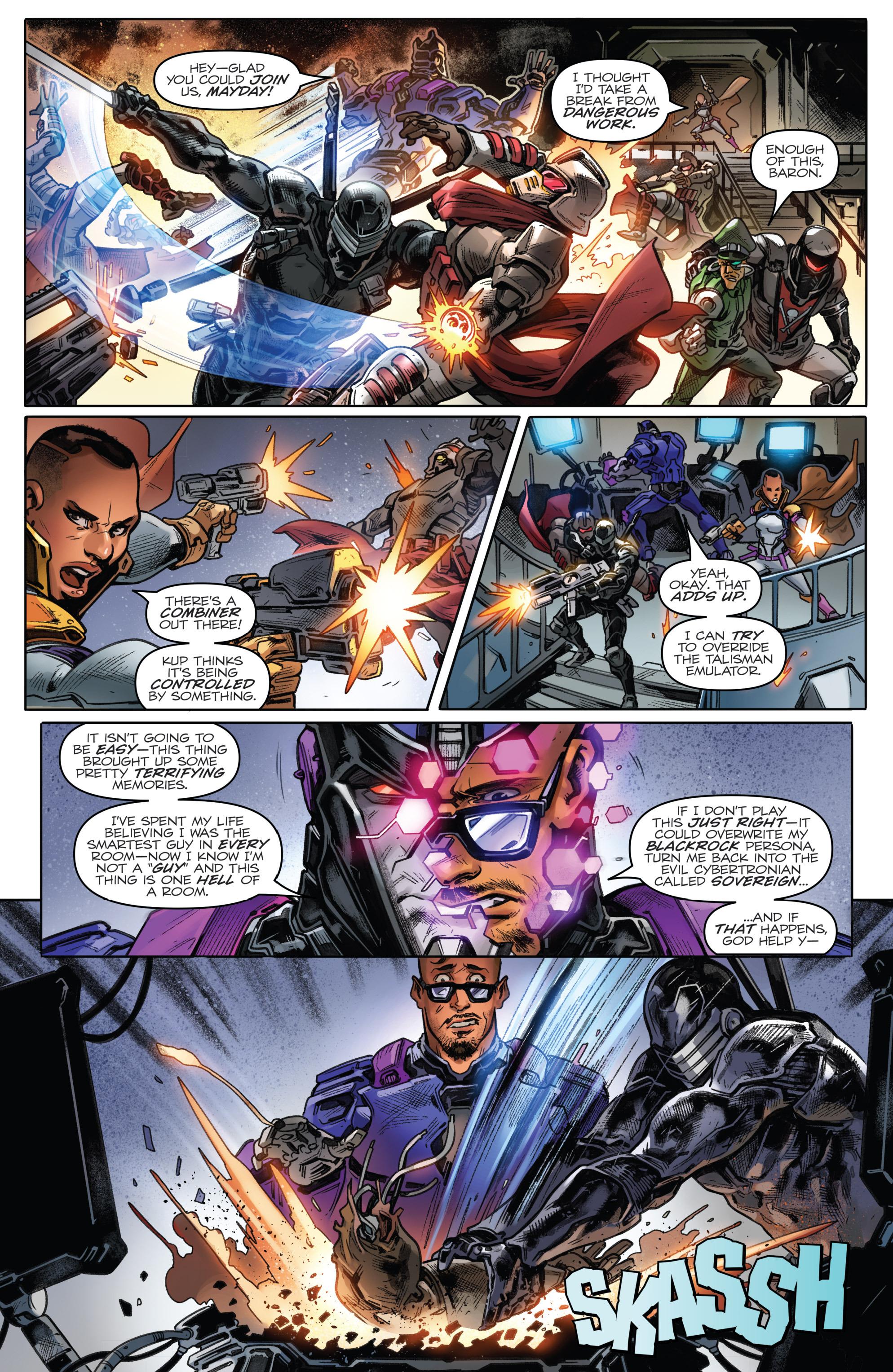 Read online Revolutionaries comic -  Issue #4 - 19