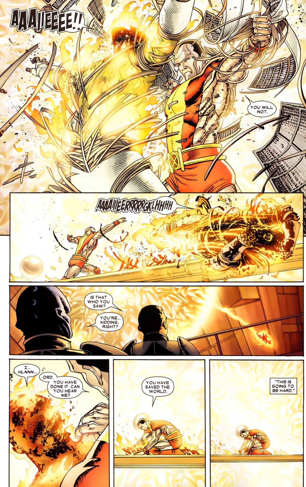 Read online Giant-Size Astonishing X-Men comic -  Issue # Full - 19