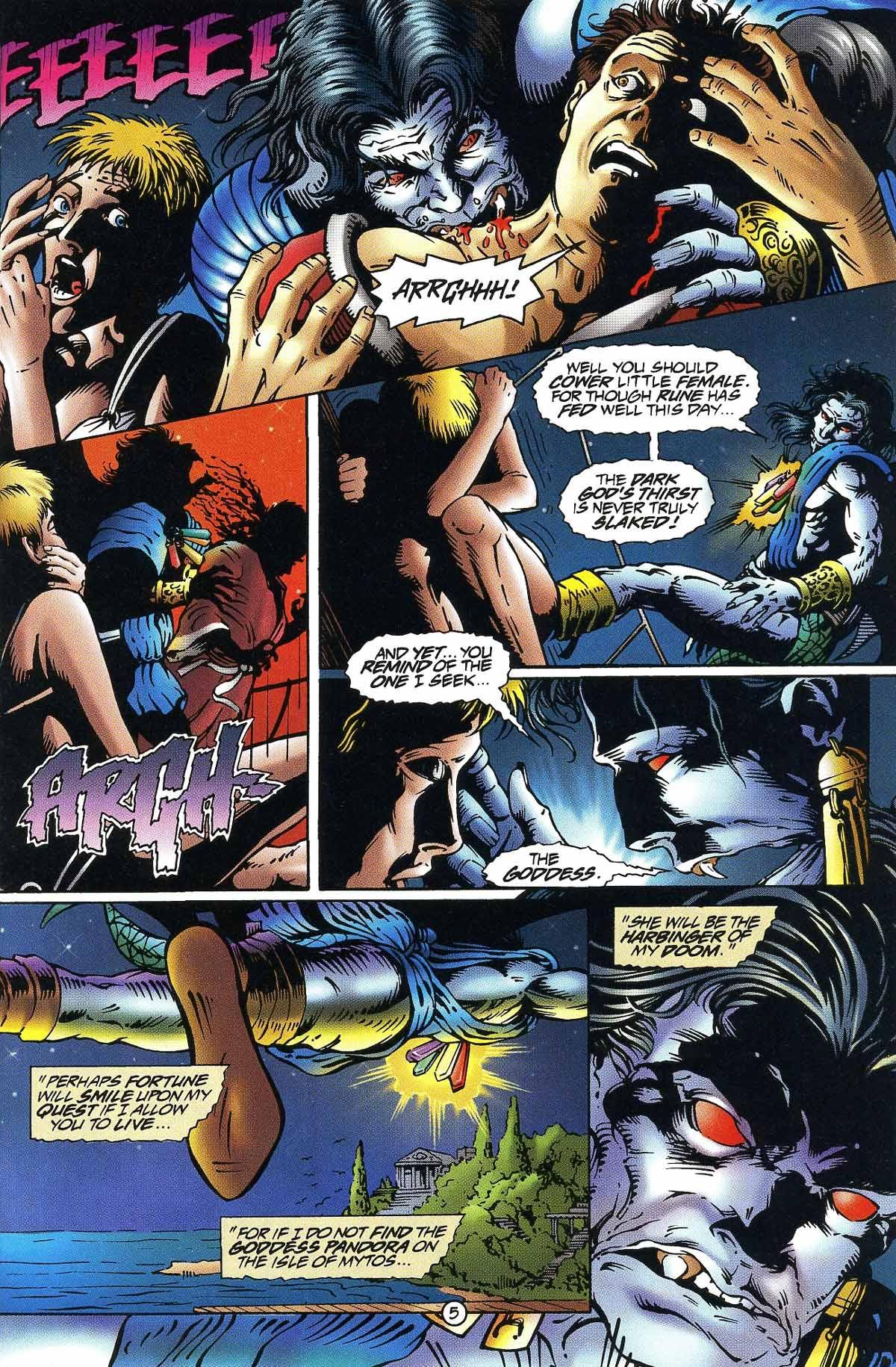 Read online Rune (1994) comic -  Issue #9 - 6