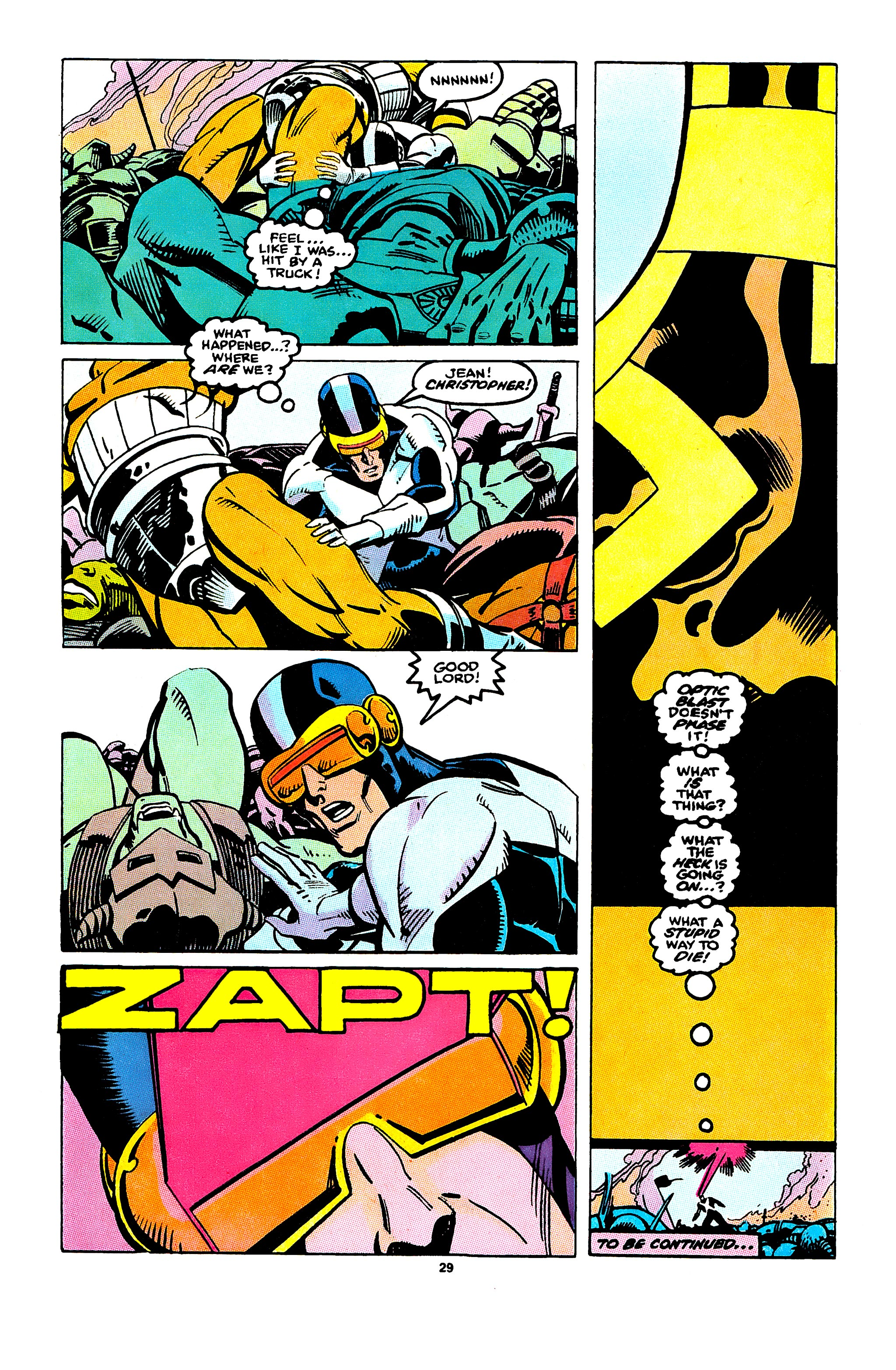 Read online X-Factor (1986) comic -  Issue #43 - 22