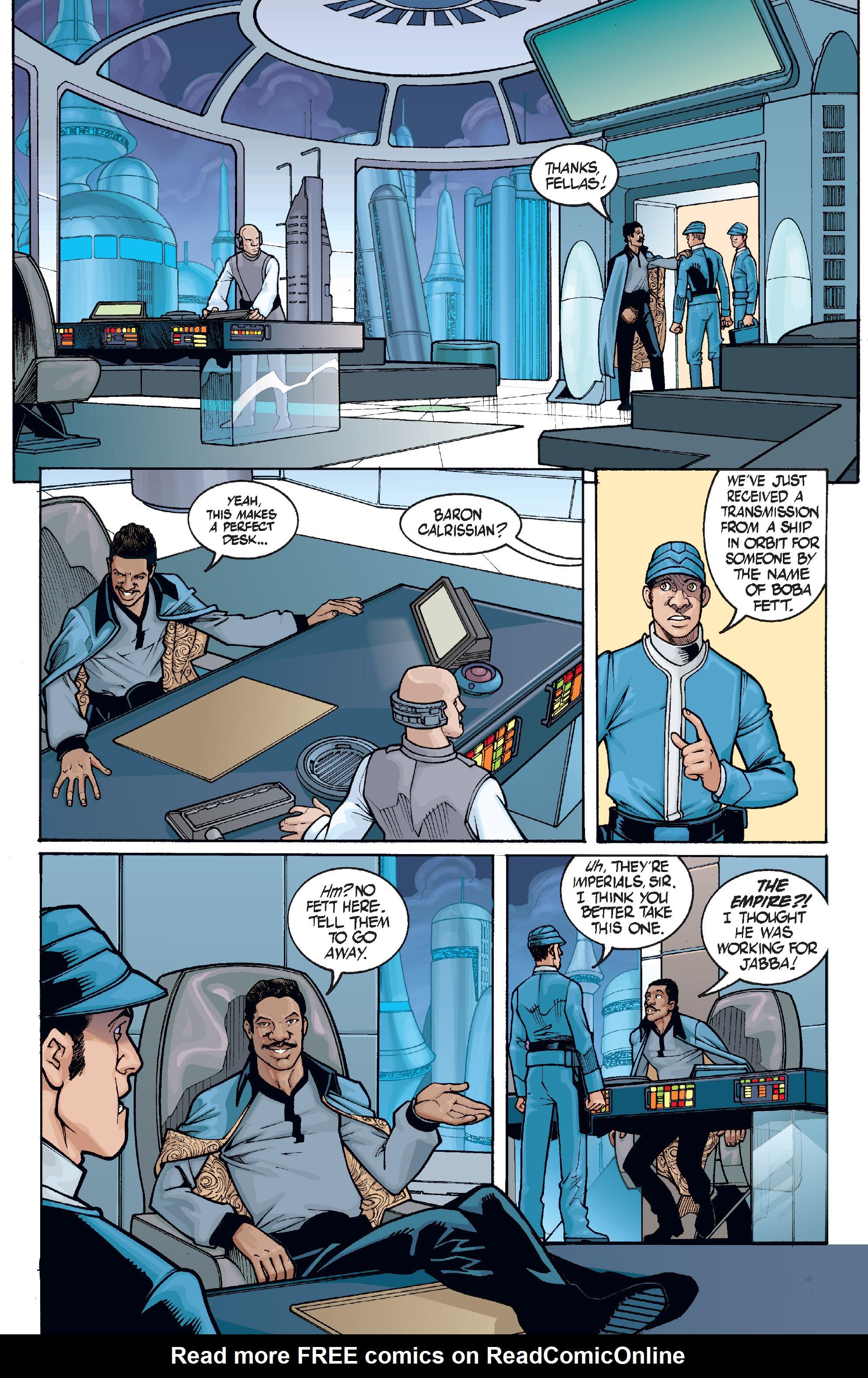 Read online Star Wars Omnibus comic -  Issue # Vol. 27 - 126