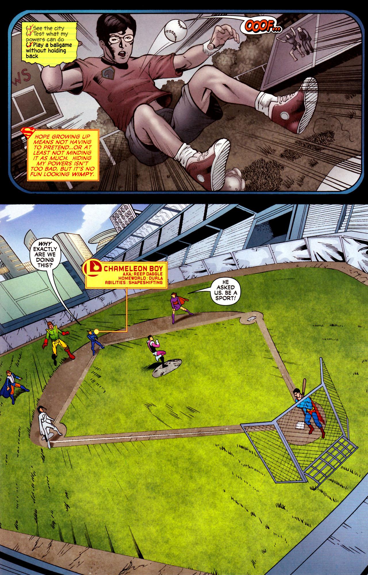 Read online Adventure Comics (2009) comic -  Issue #12 - 17