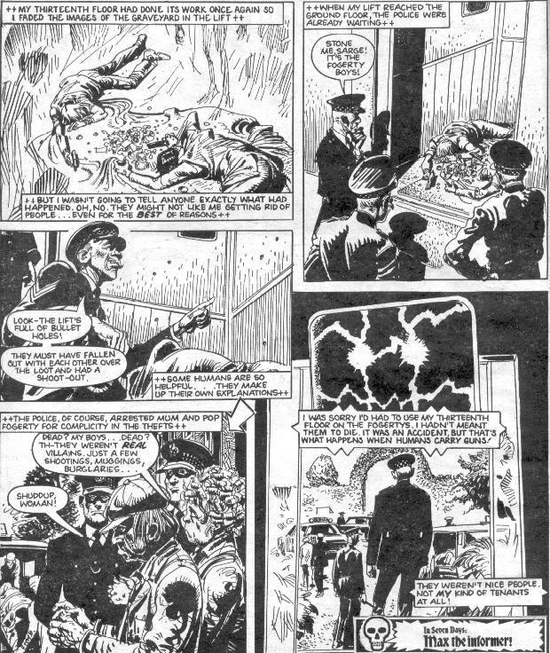 Read online The Thirteenth Floor (2007) comic -  Issue # Full - 20