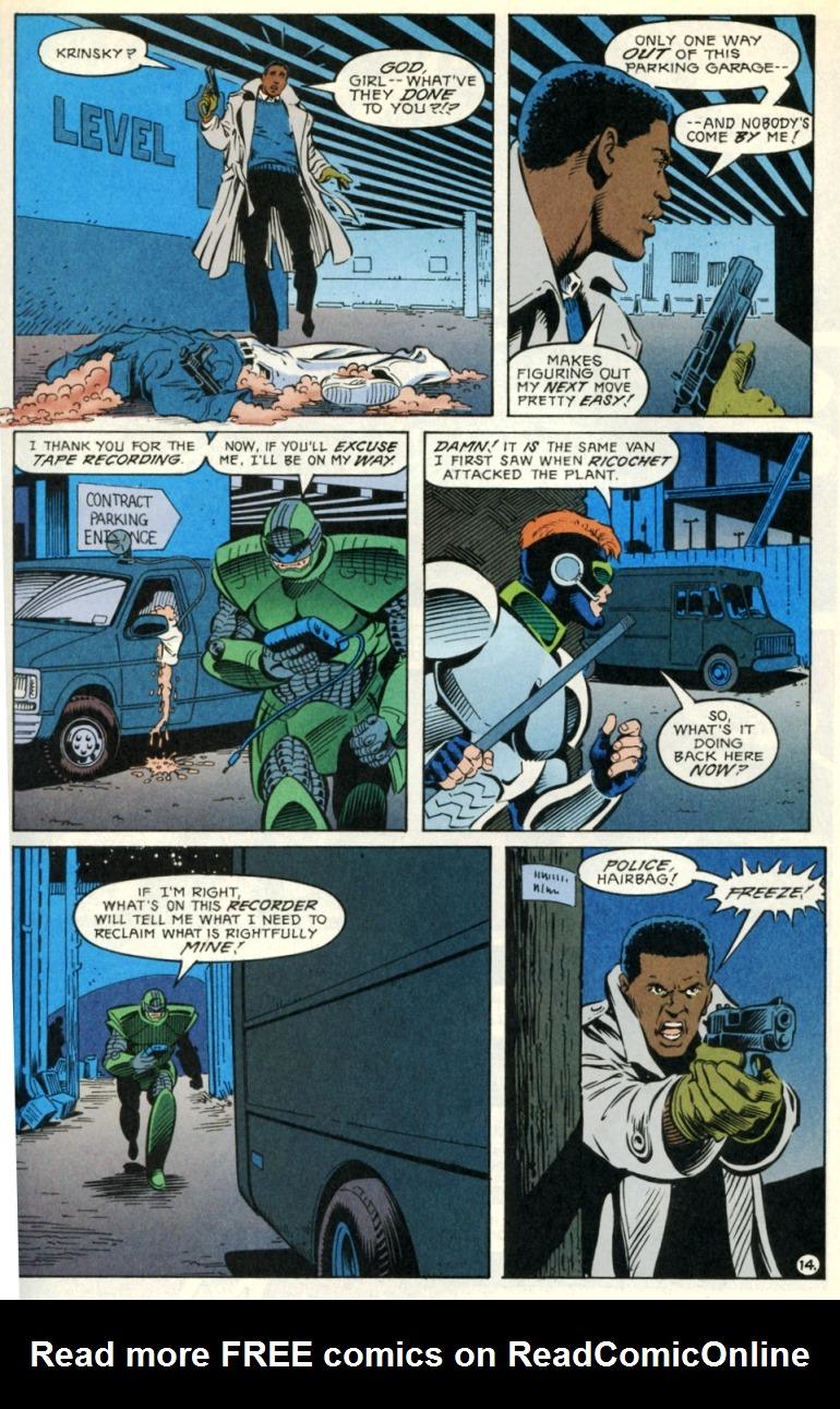 Read online Gunfire comic -  Issue #3 - 18