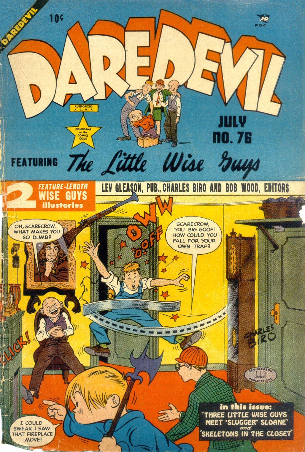 Daredevil (1941) 76 Page 1