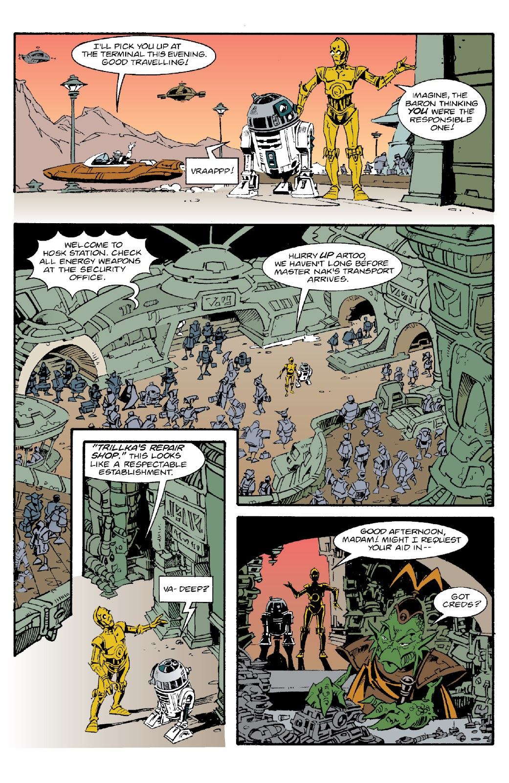 Read online Star Wars Legends Epic Collection: The Empire comic -  Issue # TPB 5 (Part 1) - 86
