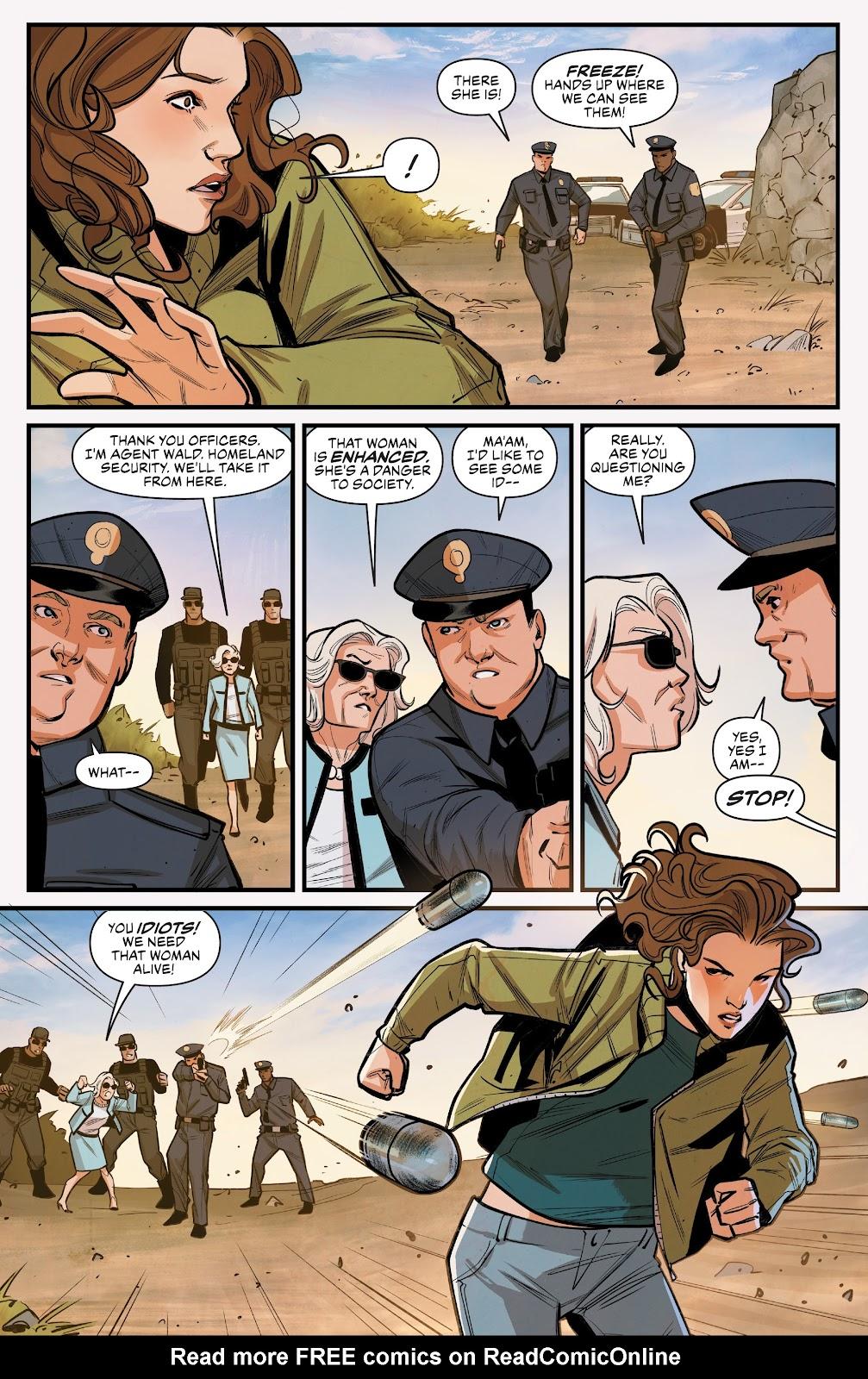 Read online Summit comic -  Issue #12 - 4