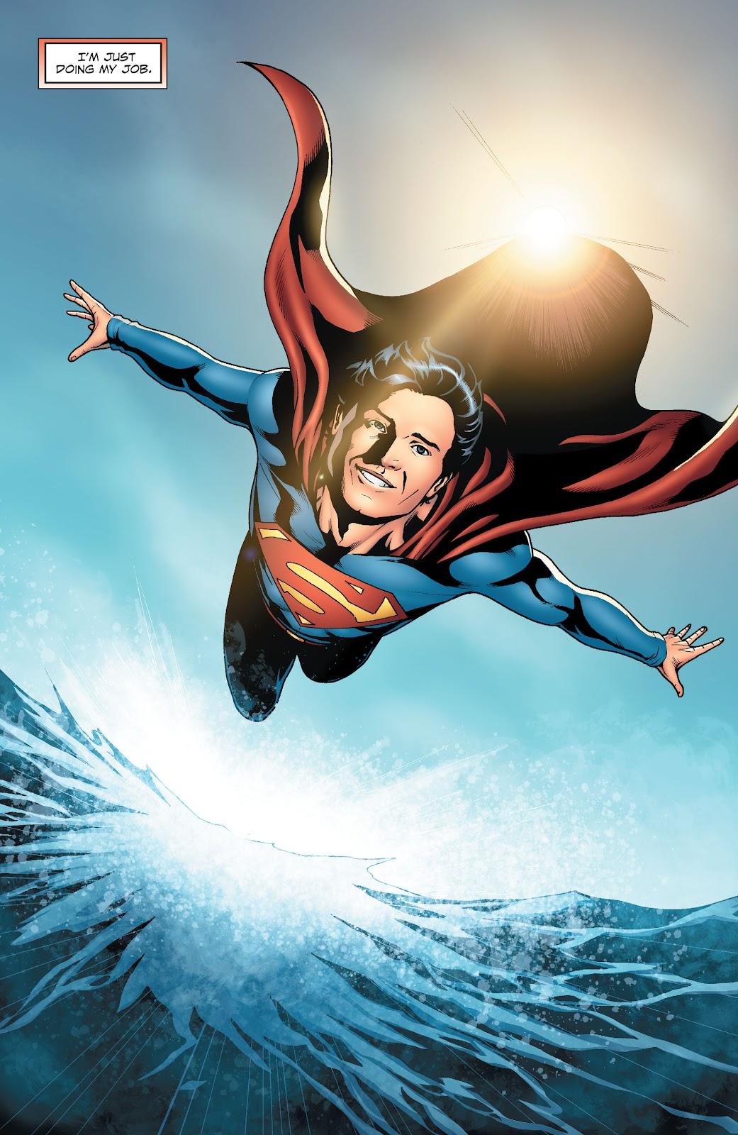 Read online Smallville Season 11 [II] comic -  Issue # TPB 1 - 16