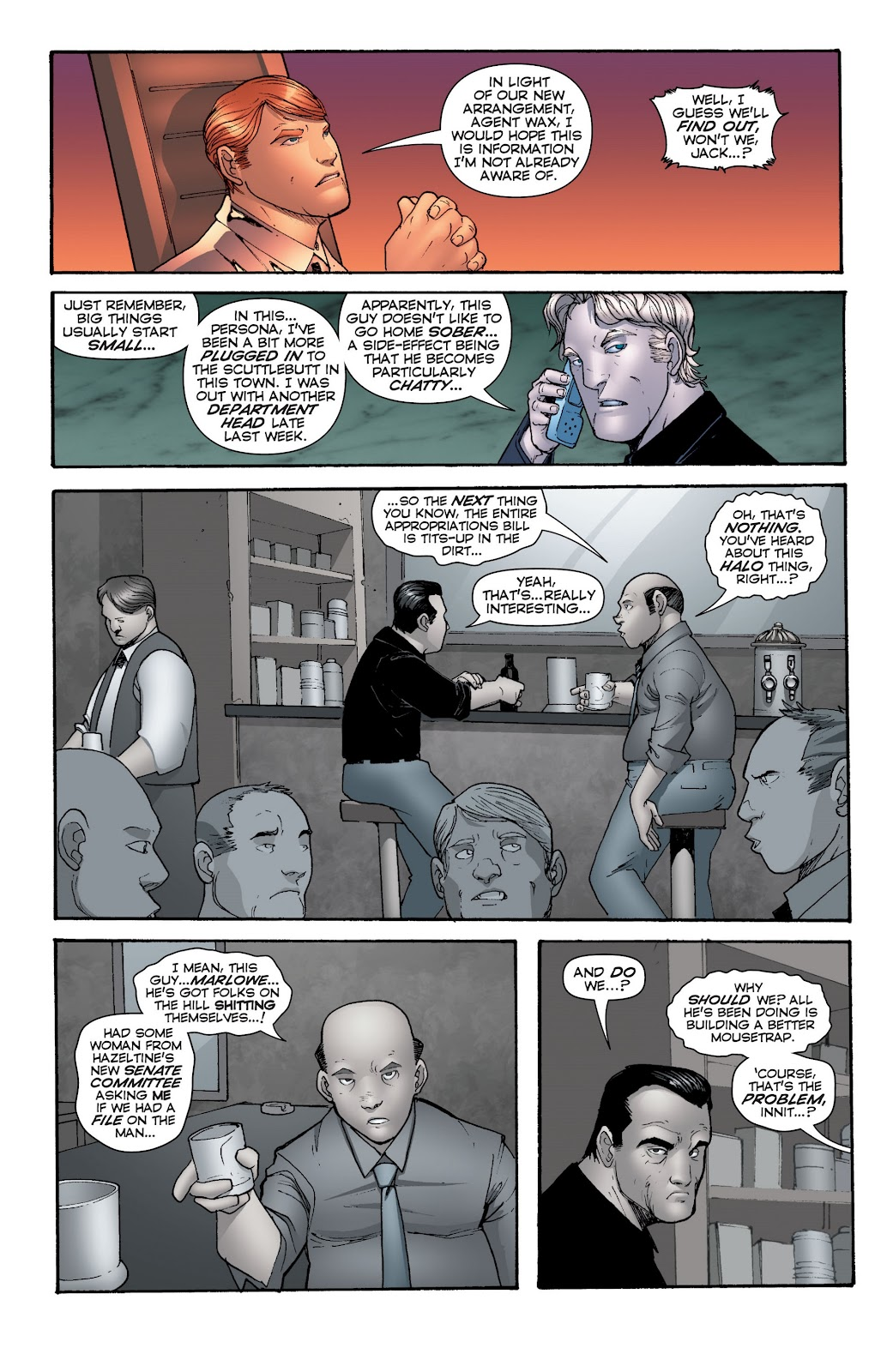 Wildcats Version 3.0 Issue #18 #18 - English 7