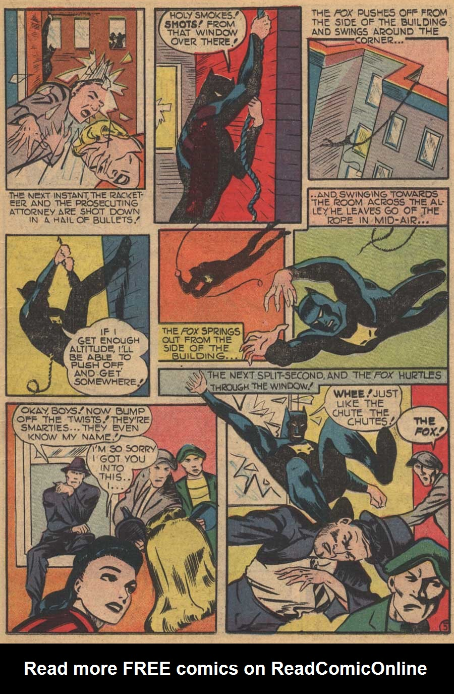 Blue Ribbon Comics (1939) issue 16 - Page 29