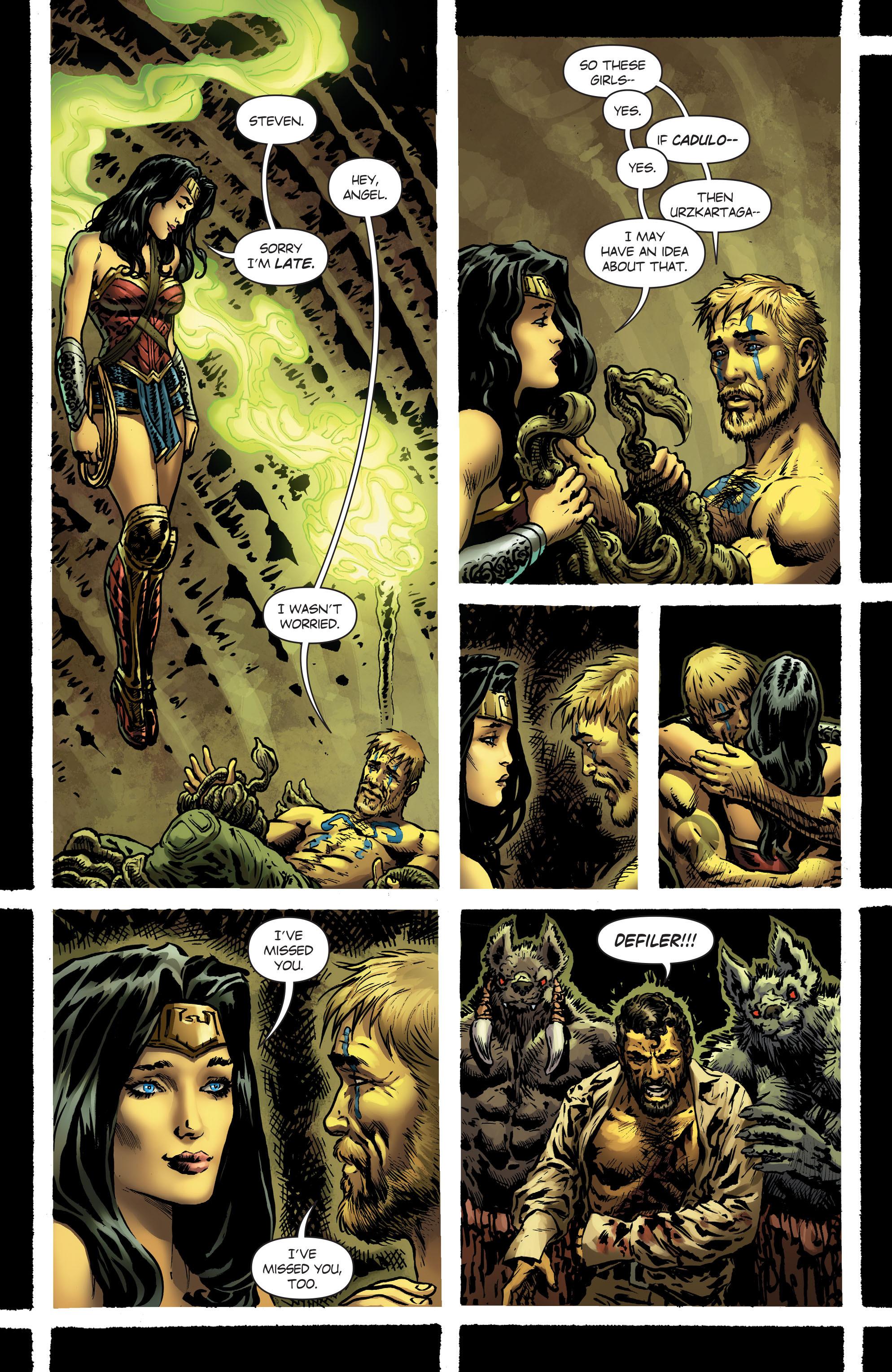 Read online Wonder Woman (2016) comic -  Issue #7 - 13