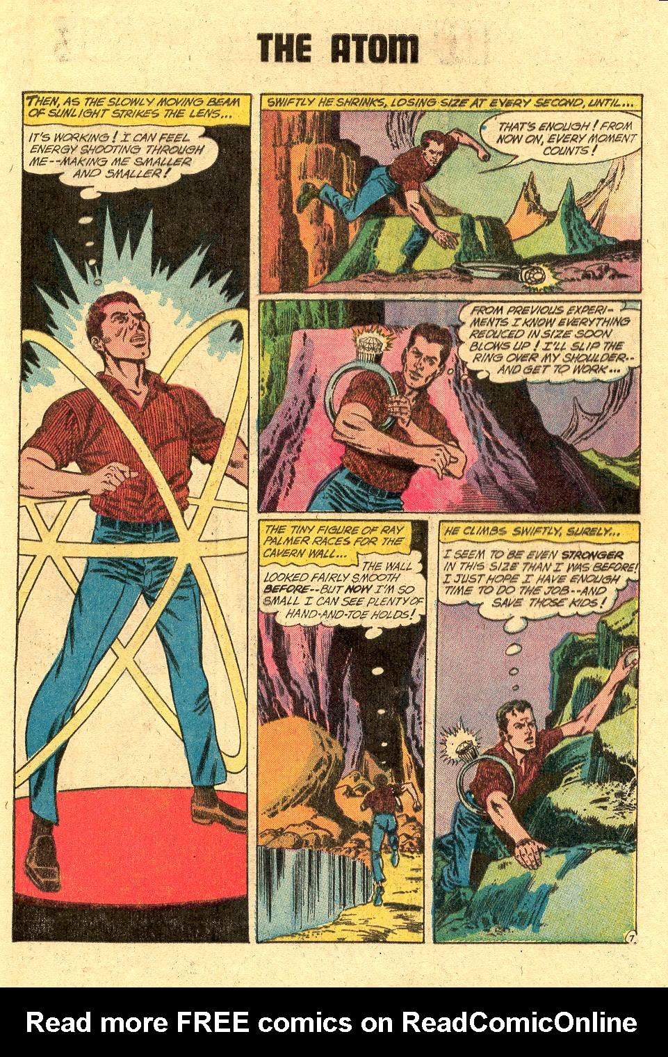 Read online Secret Origins (1973) comic -  Issue #2 - 29