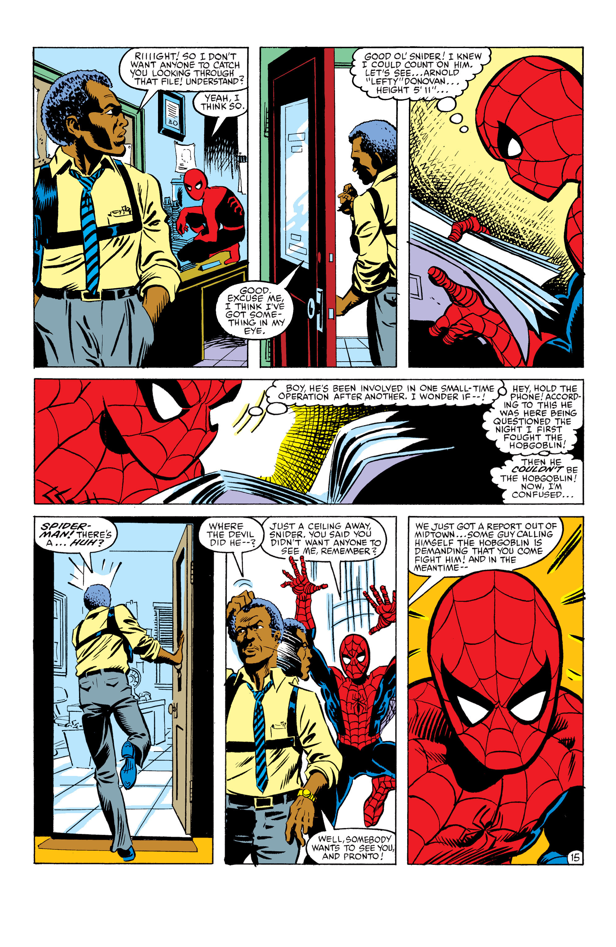 The Amazing Spider-Man (1963) 245 Page 15