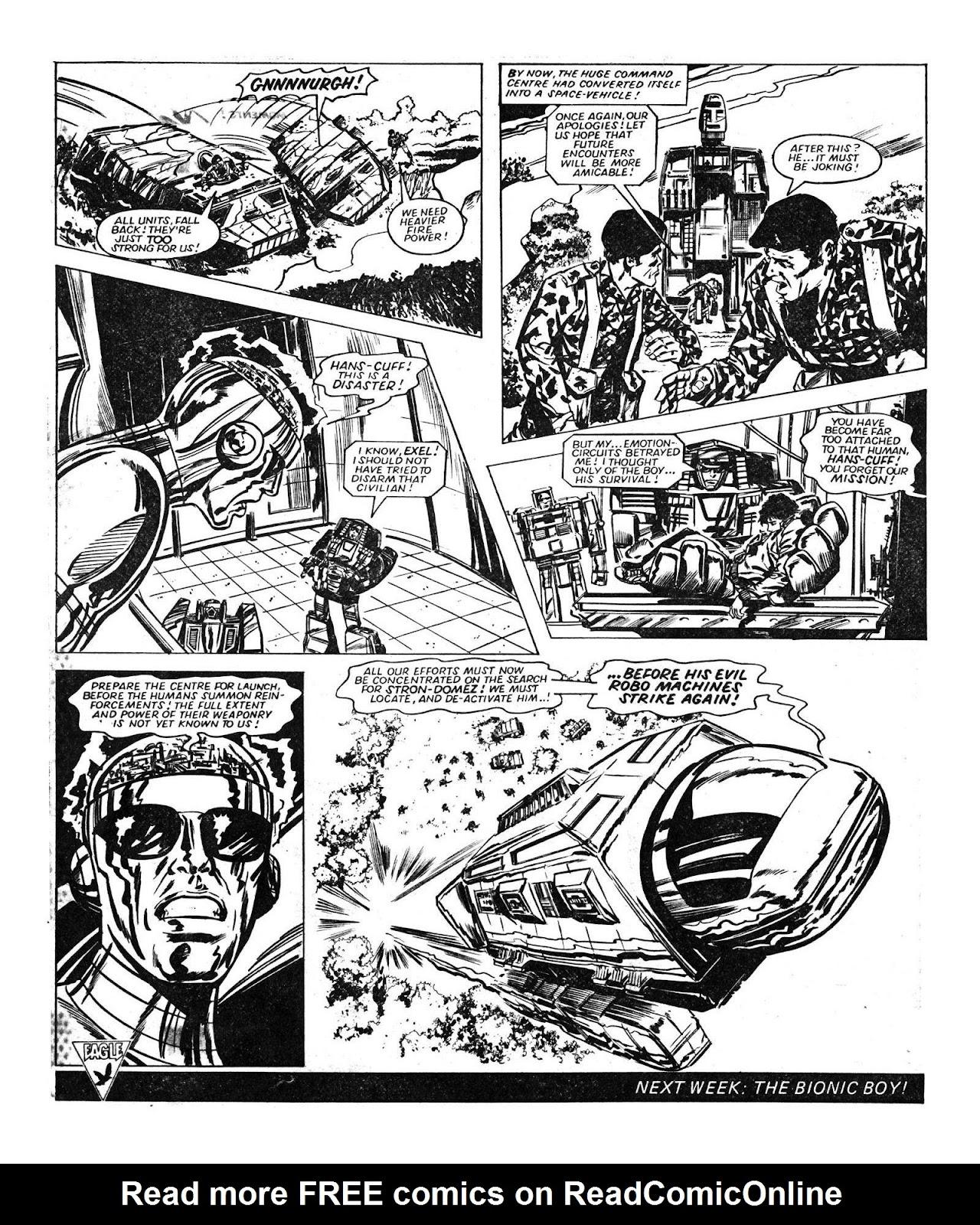 Read online Robo Machines comic -  Issue # TPB - 41