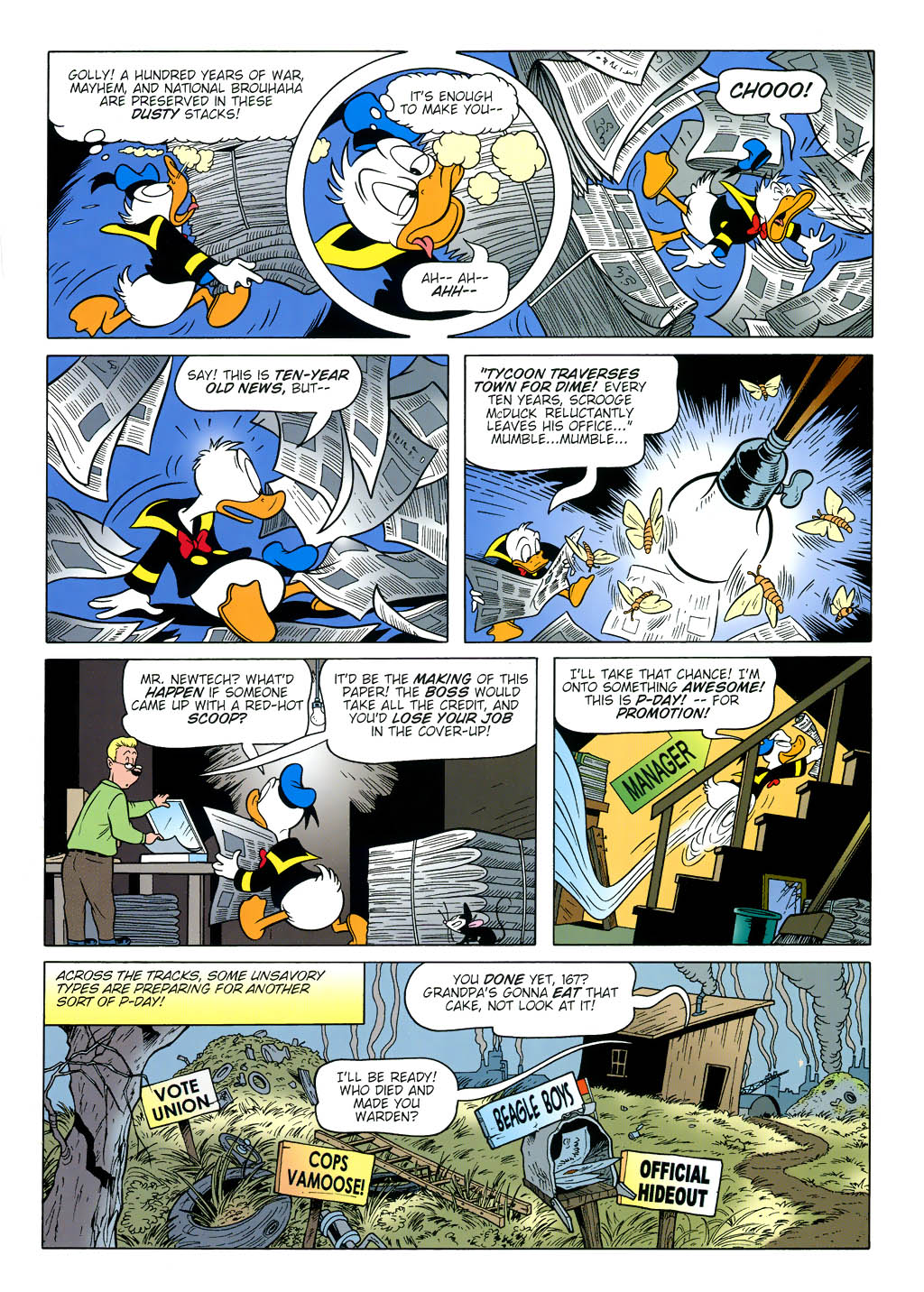 Read online Uncle Scrooge (1953) comic -  Issue #321 - 51
