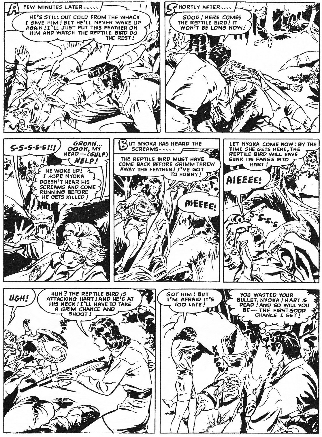 Read online Men of Mystery Comics comic -  Issue #82 - 119