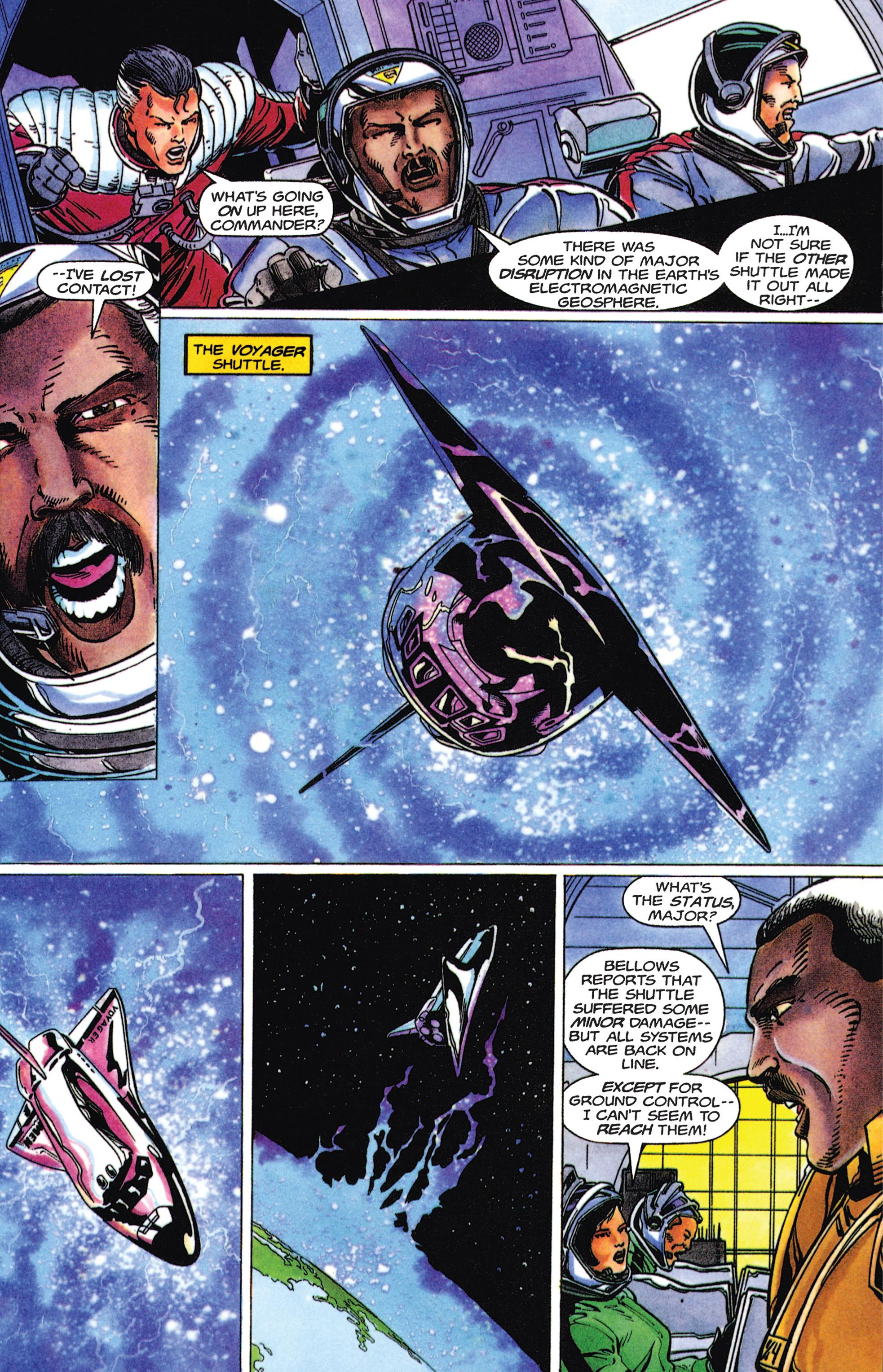 Read online Armorines comic -  Issue #5 - 7