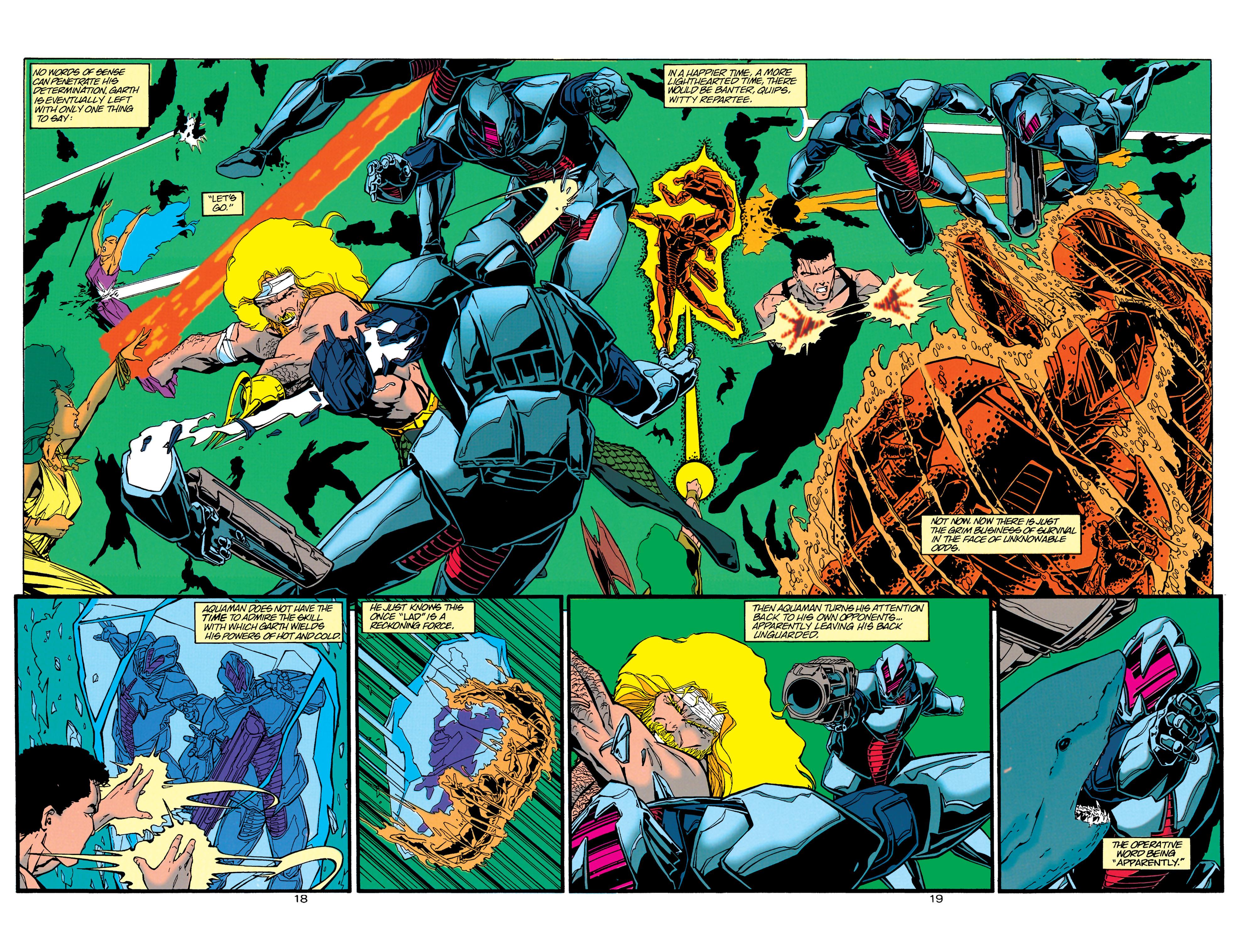 Read online Aquaman (1994) comic -  Issue #21 - 19