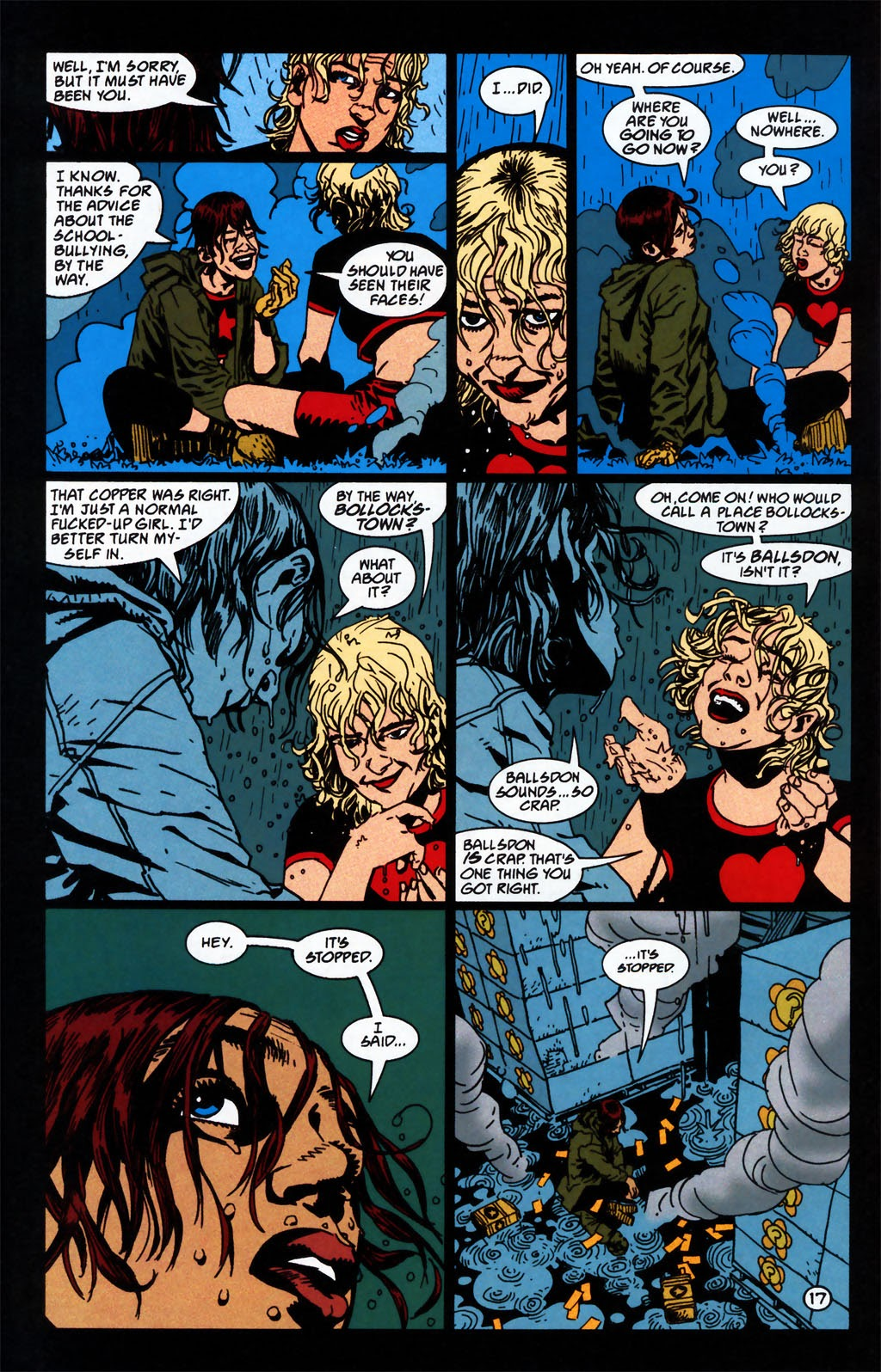 Read online Girl comic -  Issue #3 - 19
