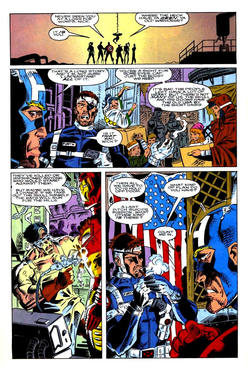What If...? (1989) issue 68 - Page 15
