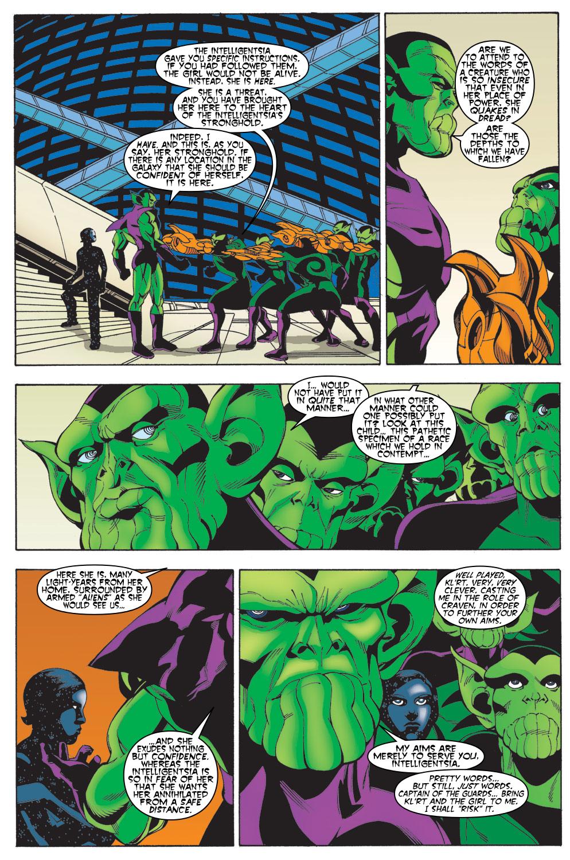 Captain Marvel (1999) Issue #10 #11 - English 8