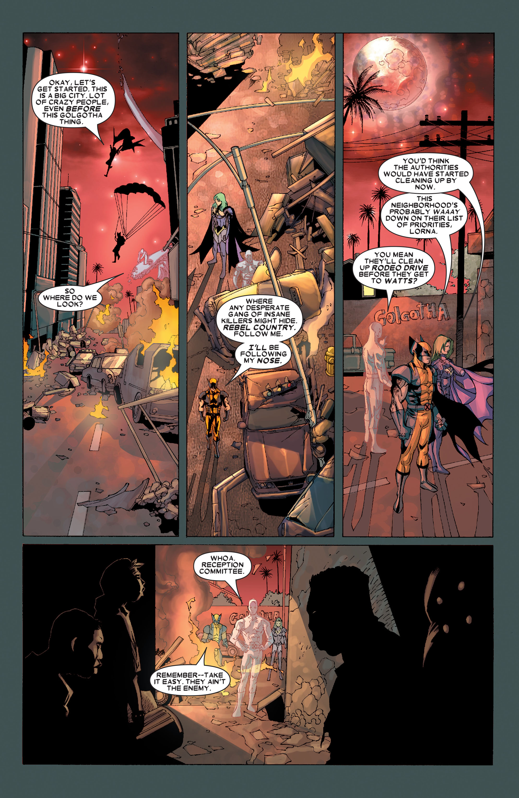 X-Men (1991) 168 Page 8