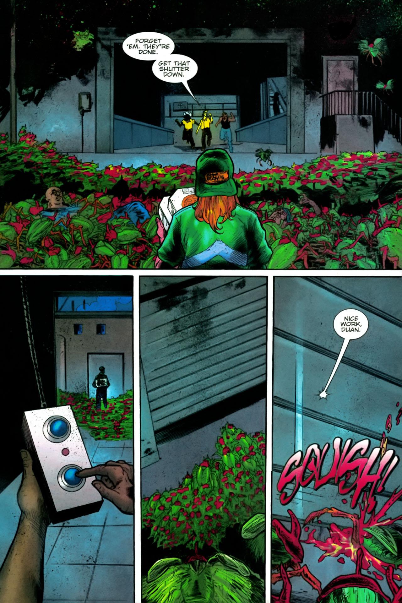 Read online The Exterminators comic -  Issue #22 - 22