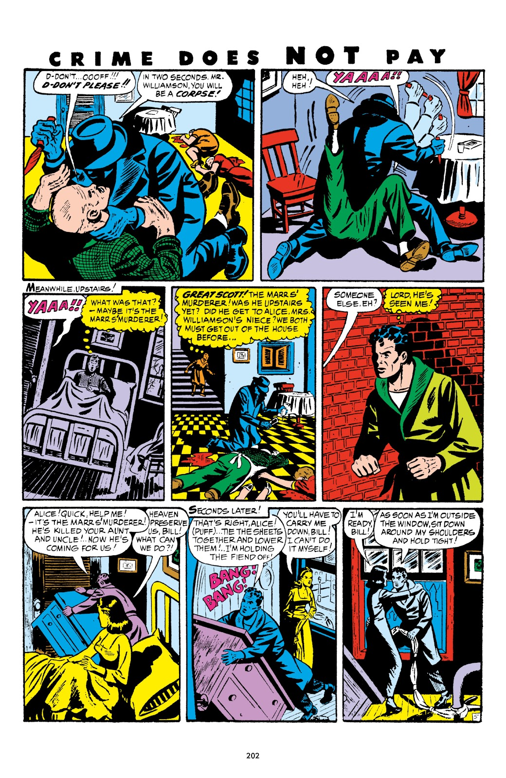 Read online Crime Does Not Pay Archives comic -  Issue # TPB 5 (Part 3) - 2