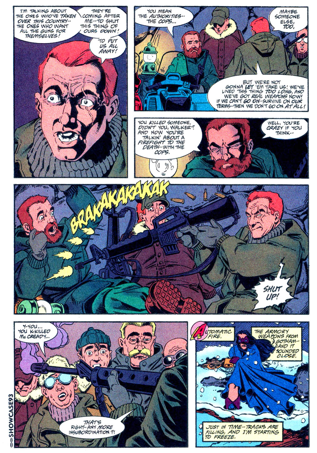 Read online Showcase '93 comic -  Issue #10 - 7