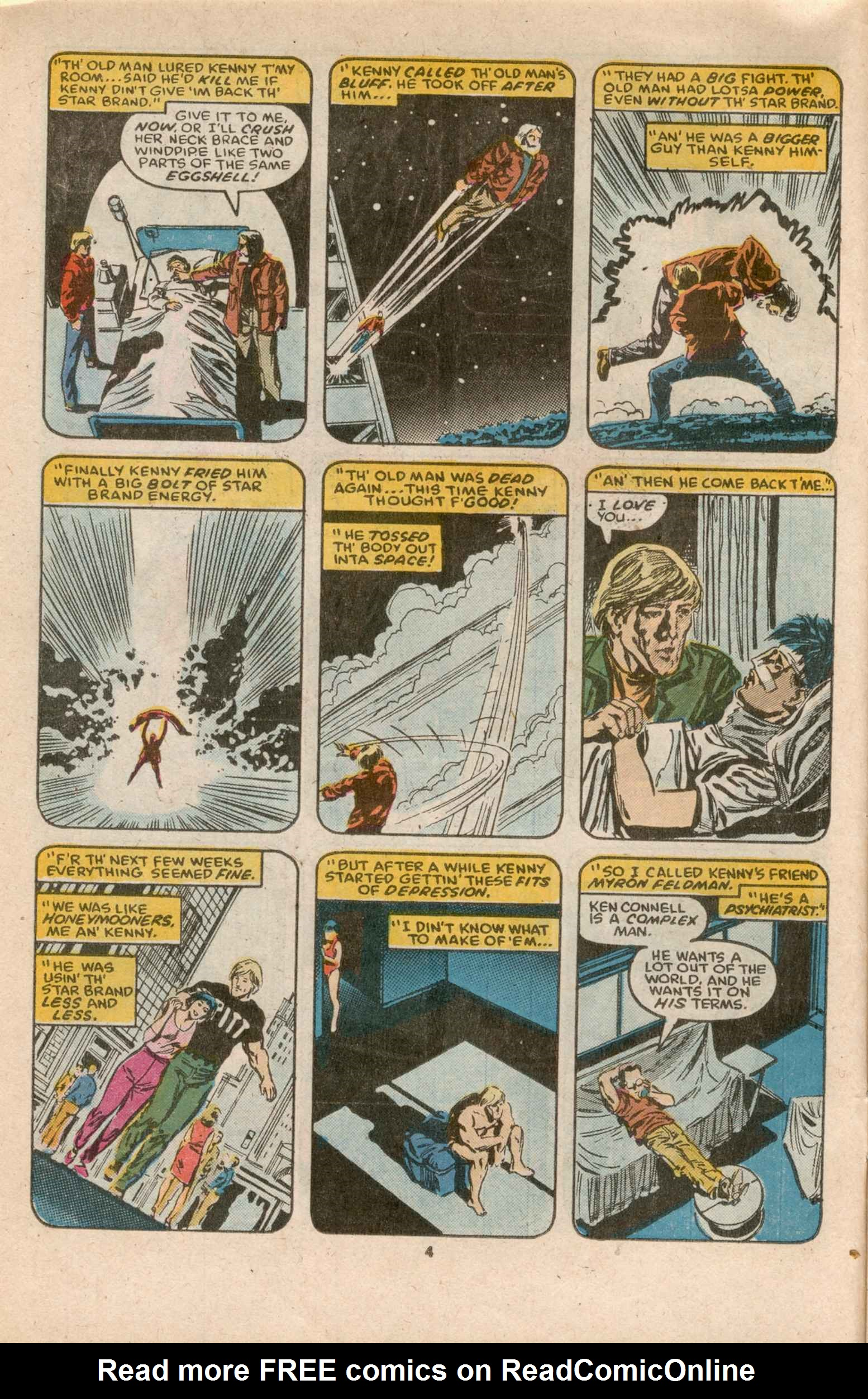 Read online Star Brand comic -  Issue #12 - 6