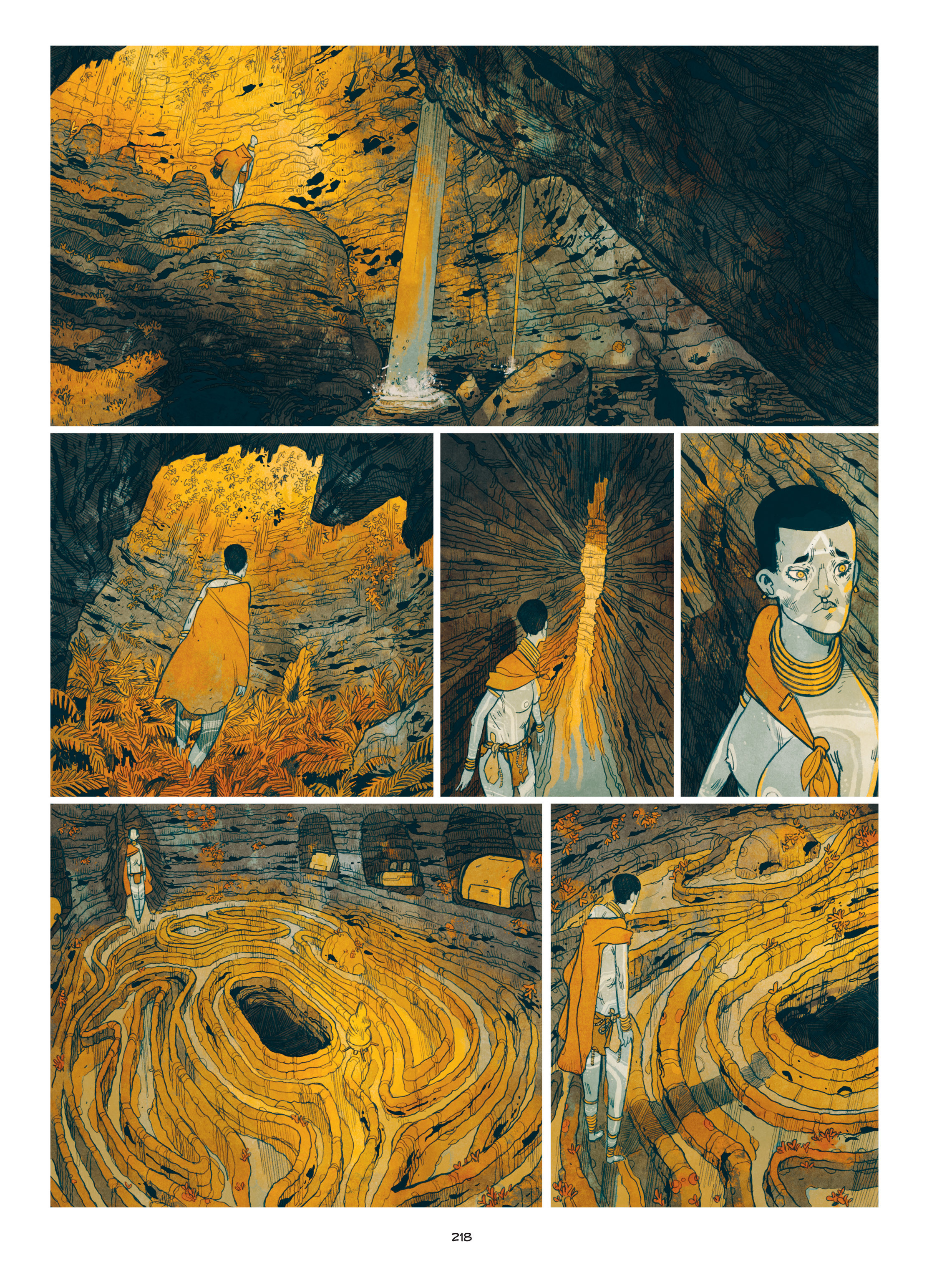Read online Shangri-La comic -  Issue # Full - 218