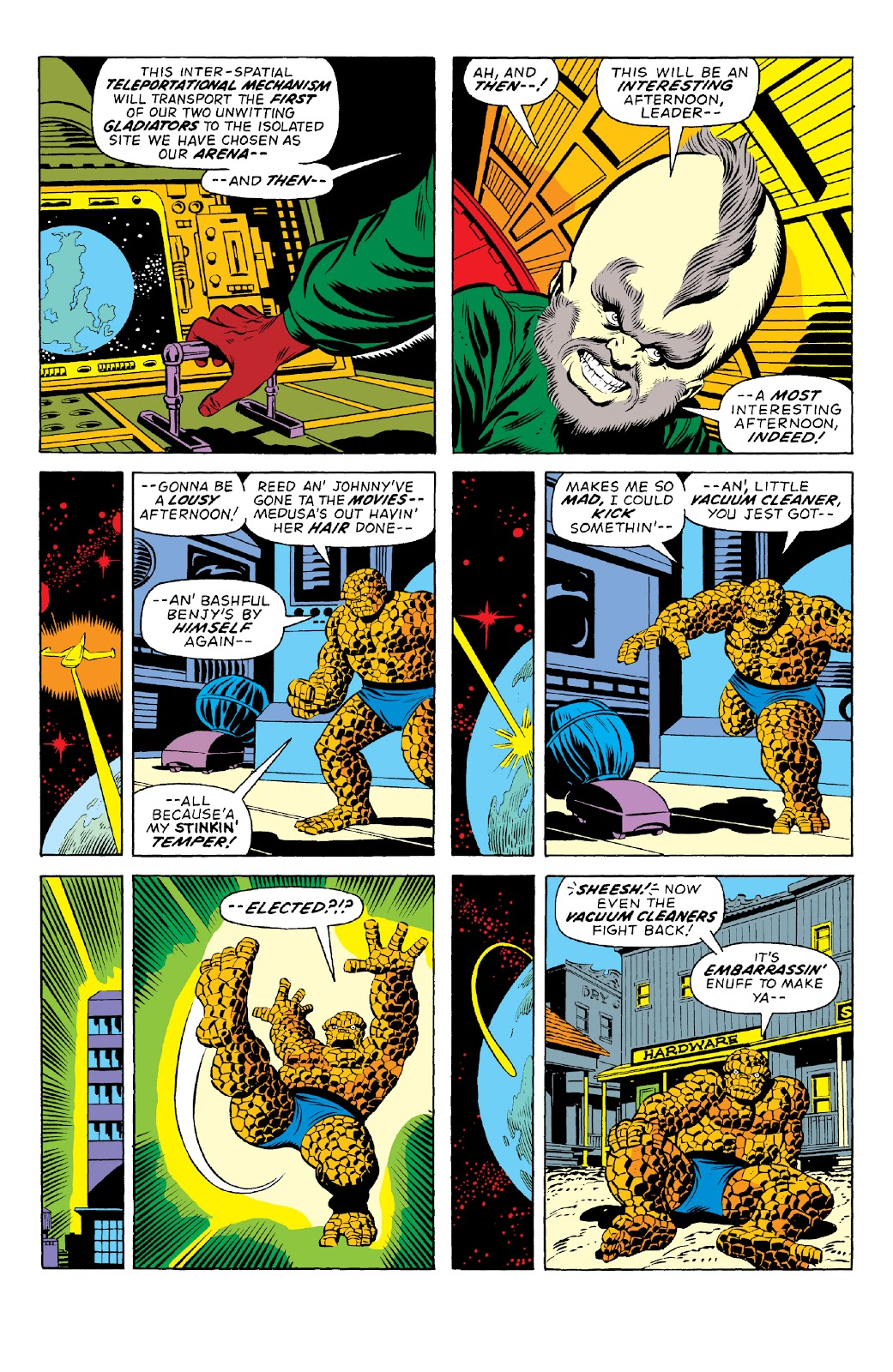 Read online Marvel Two-In-One Epic Collection: Cry Monster comic -  Issue # TPB (Part 1) - 12