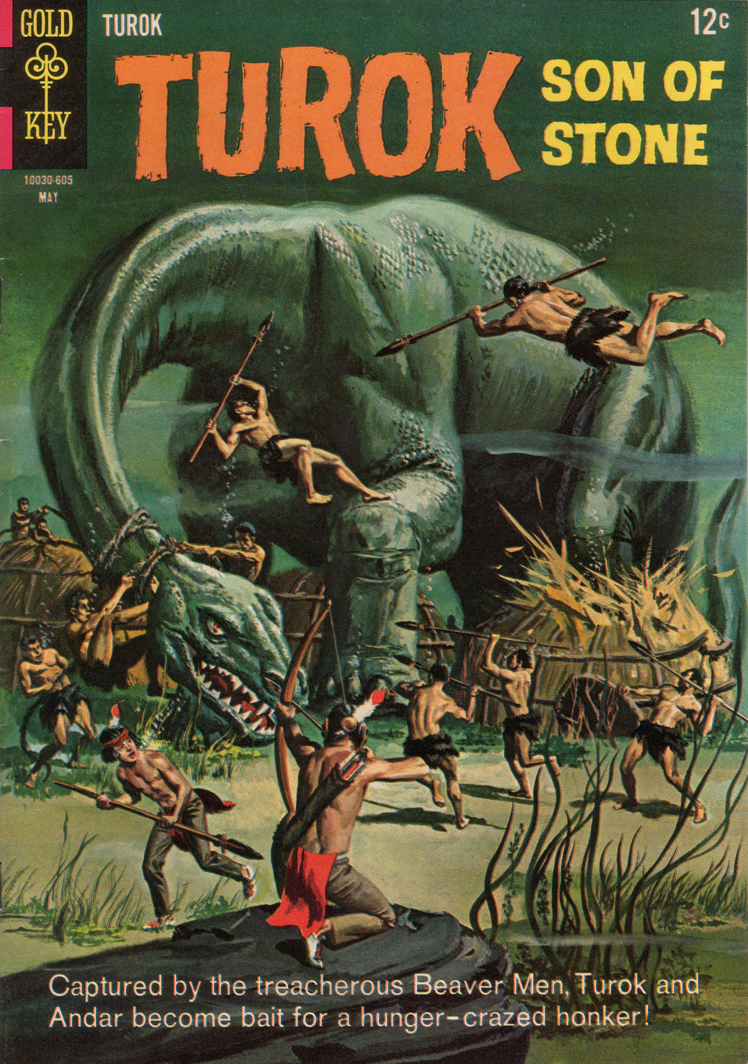 Read online Turok, Son of Stone comic -  Issue #51 - 1