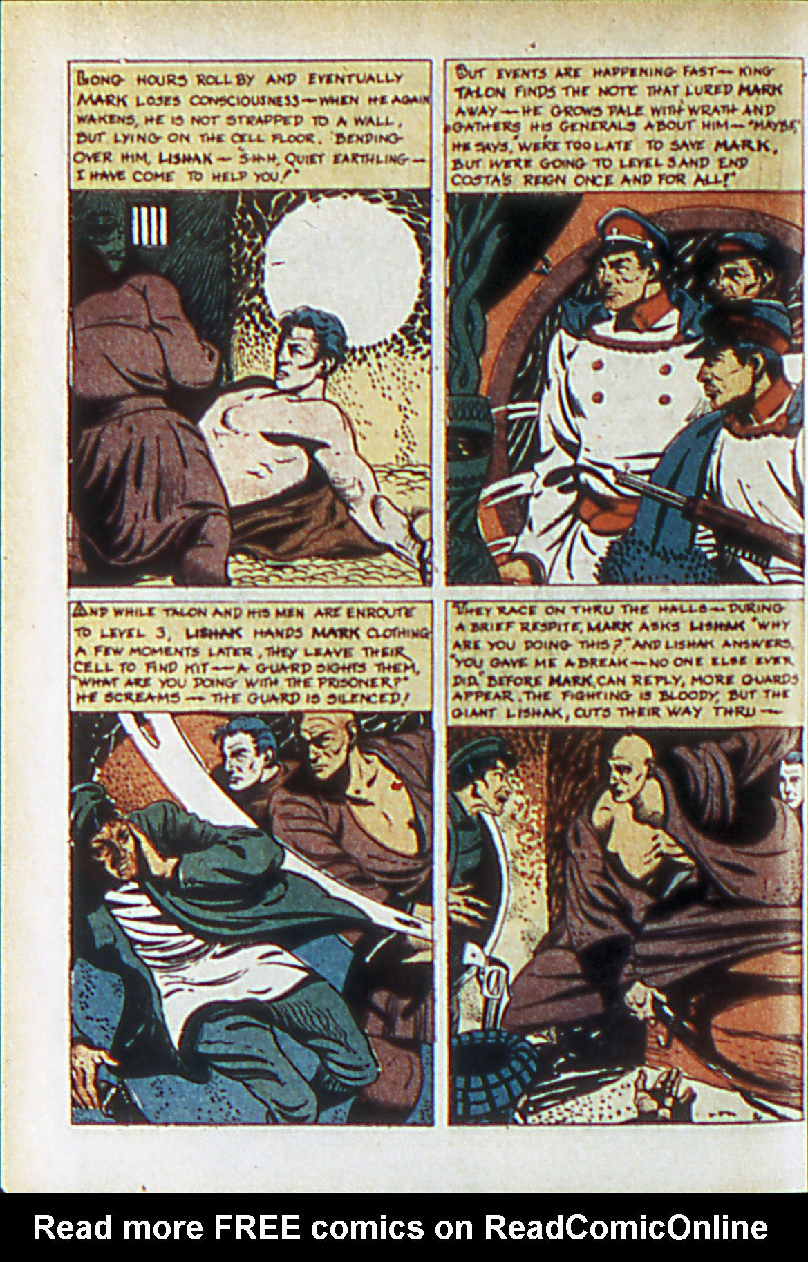 Read online Adventure Comics (1938) comic -  Issue #61 - 15