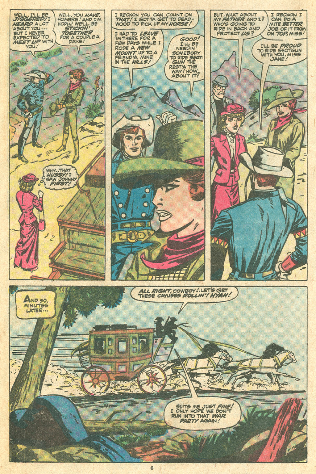 The Rawhide Kid (1955) issue 145 - Page 8