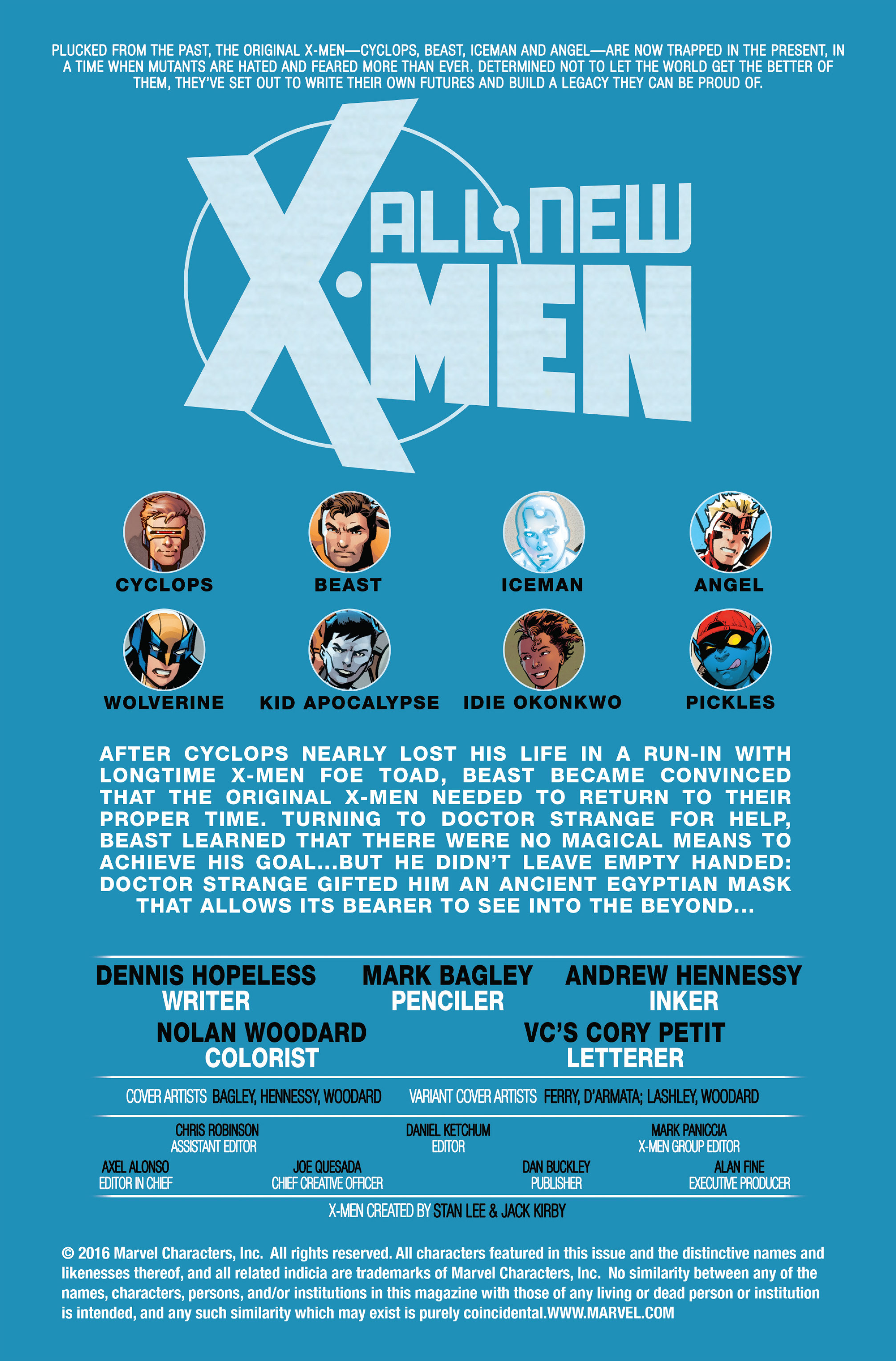 Read online All-New X-Men (2016) comic -  Issue #9 - 2