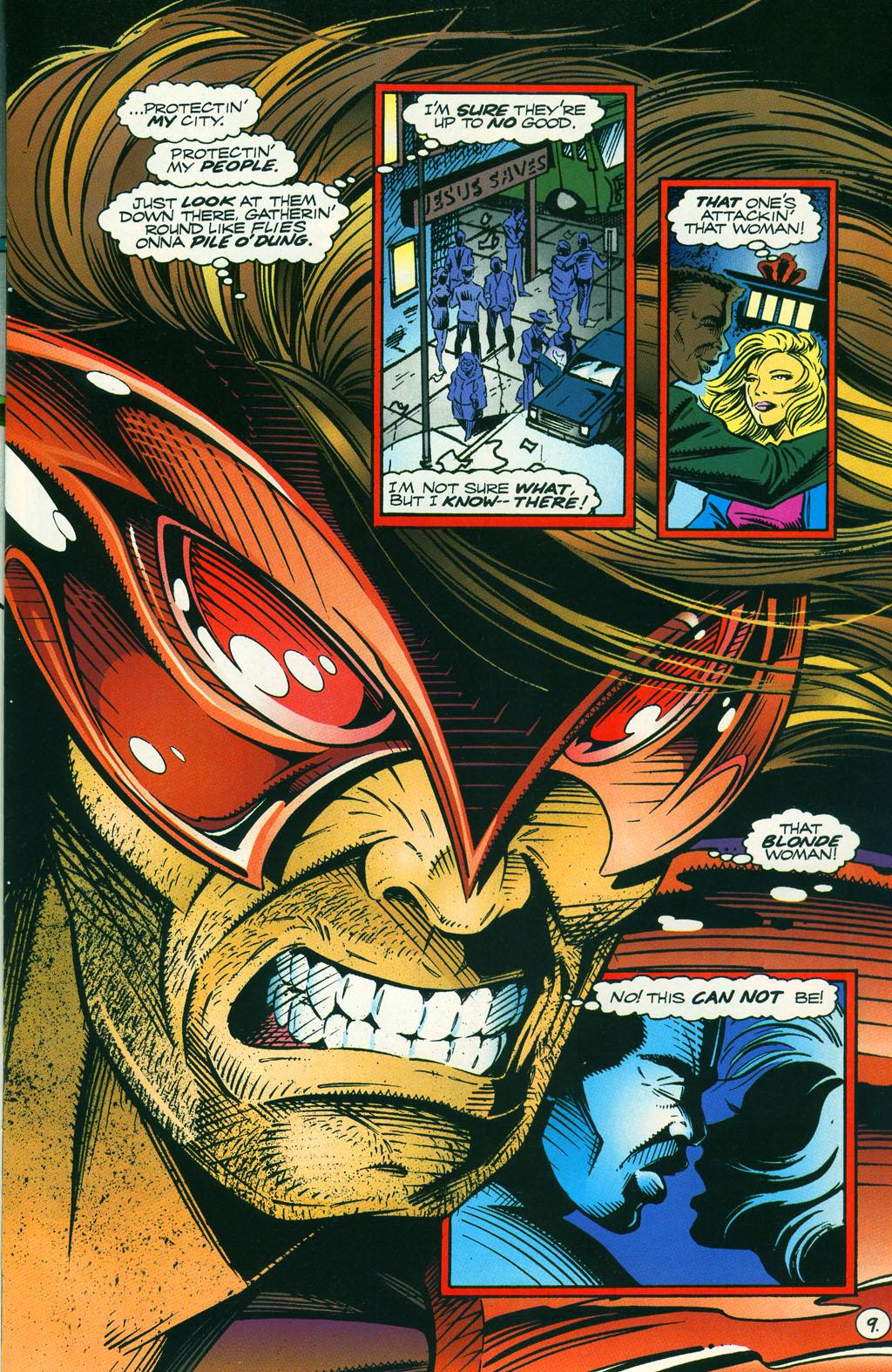 Read online ShadowHawk comic -  Issue #5 - 13