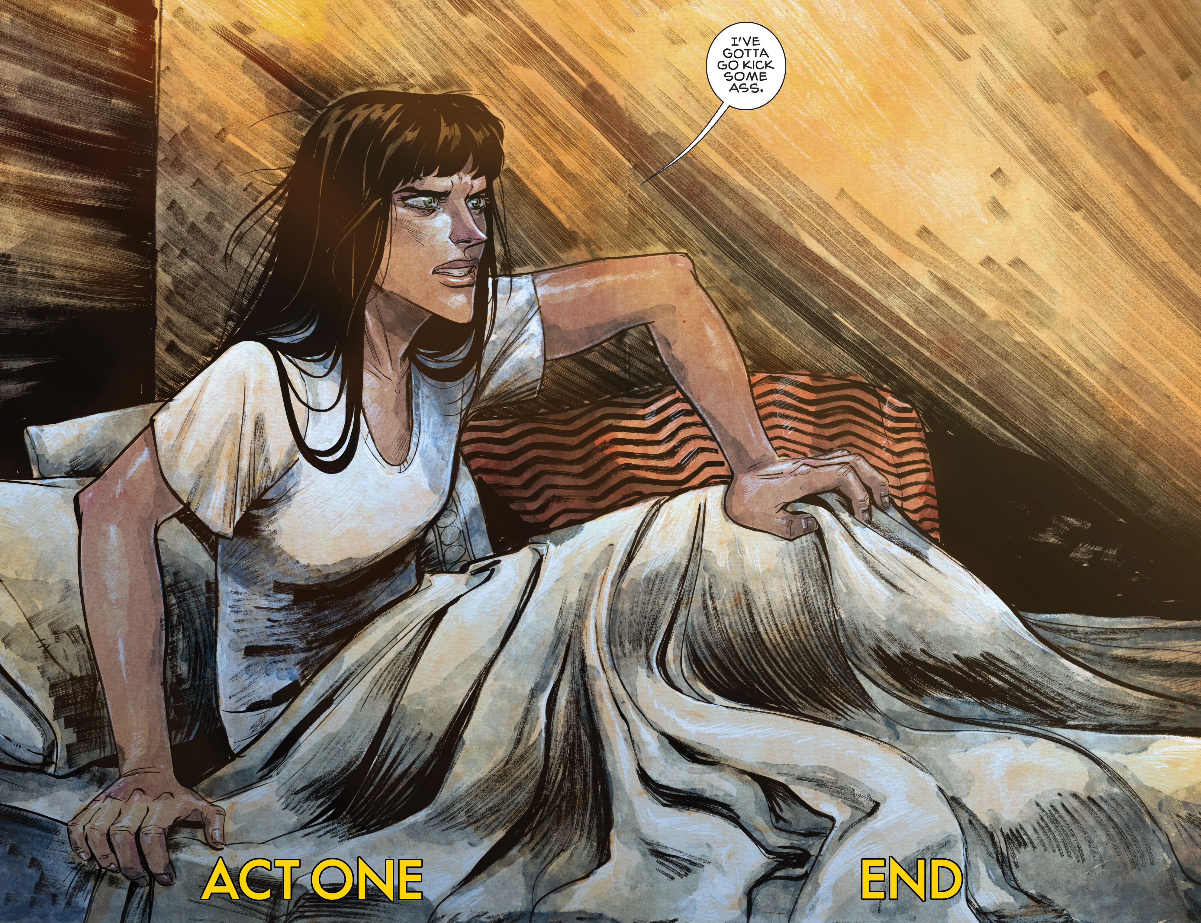 Read online Shutter comic -  Issue #12 - 25
