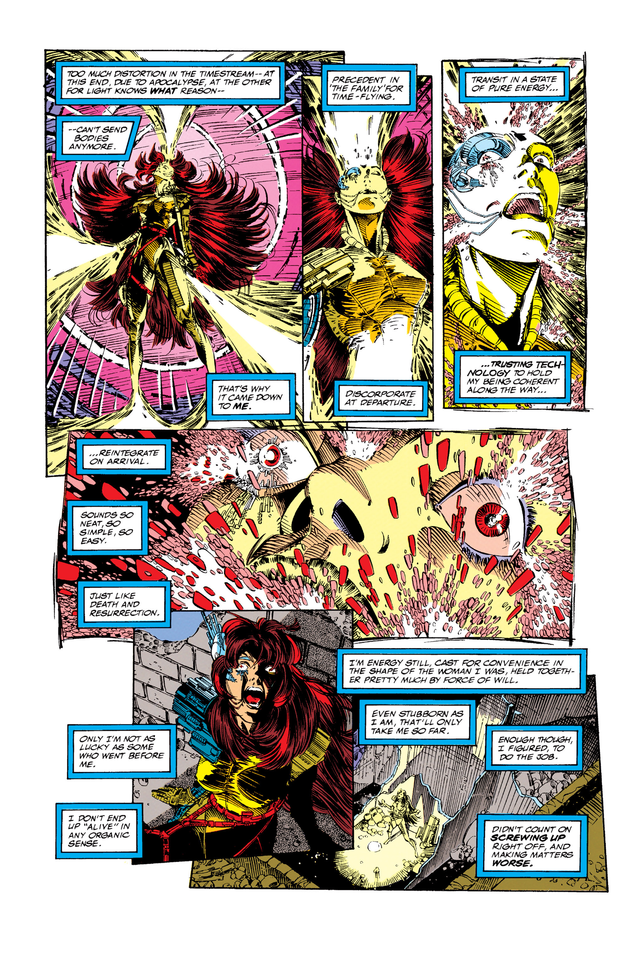Read online X-Factor (1986) comic -  Issue #67 - 6