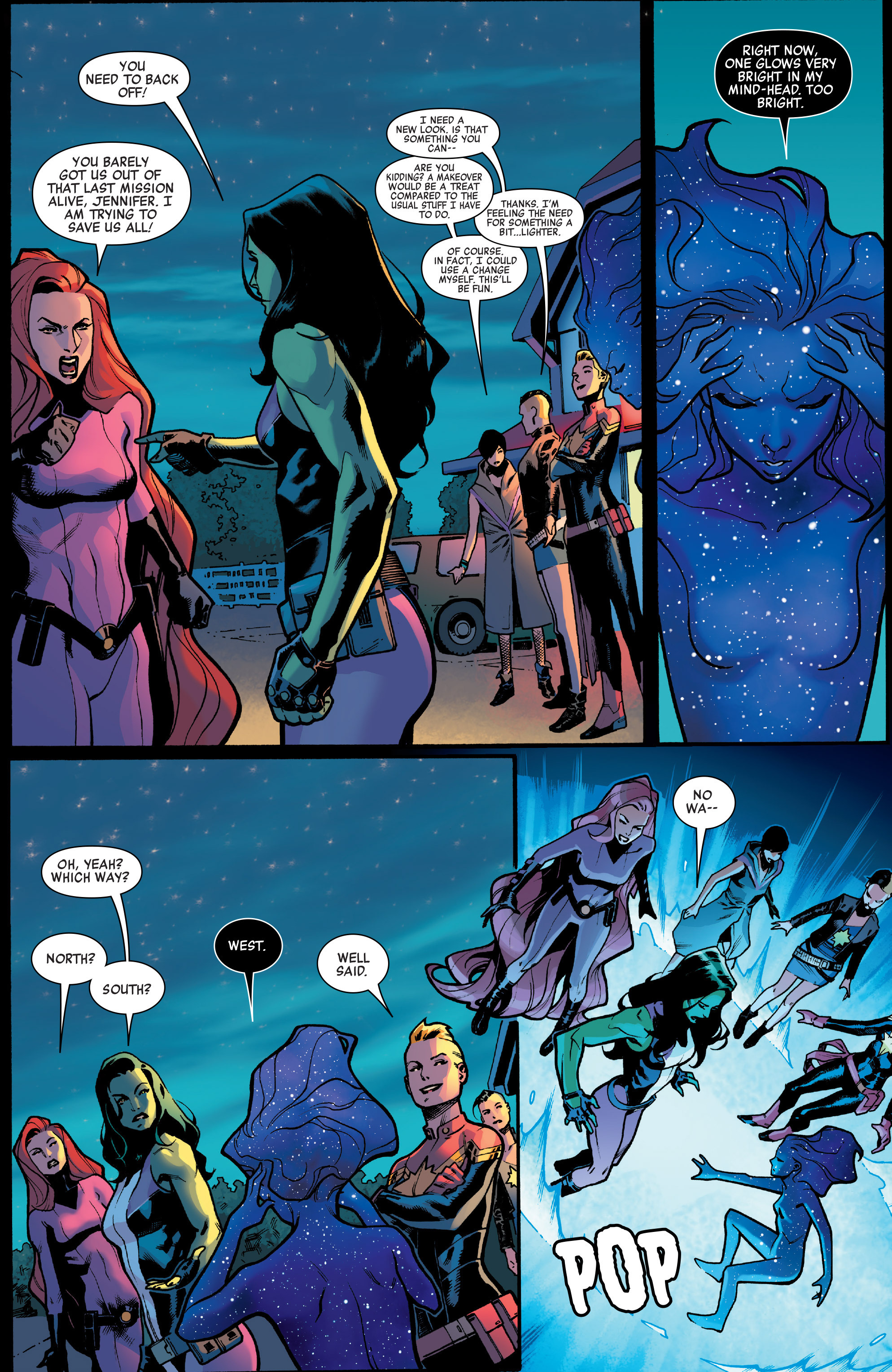 Read online A-Force (2016) comic -  Issue #4 - 19