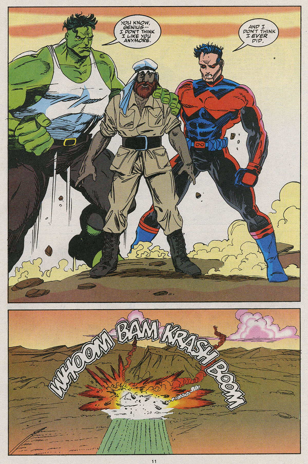 Read online Wonder Man (1991) comic -  Issue #27 - 8