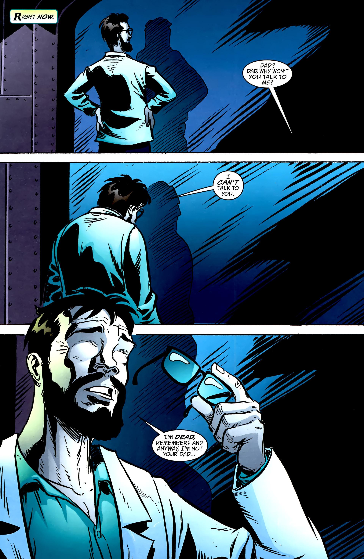 Read online Aquaman: Sword of Atlantis comic -  Issue #57 - 2